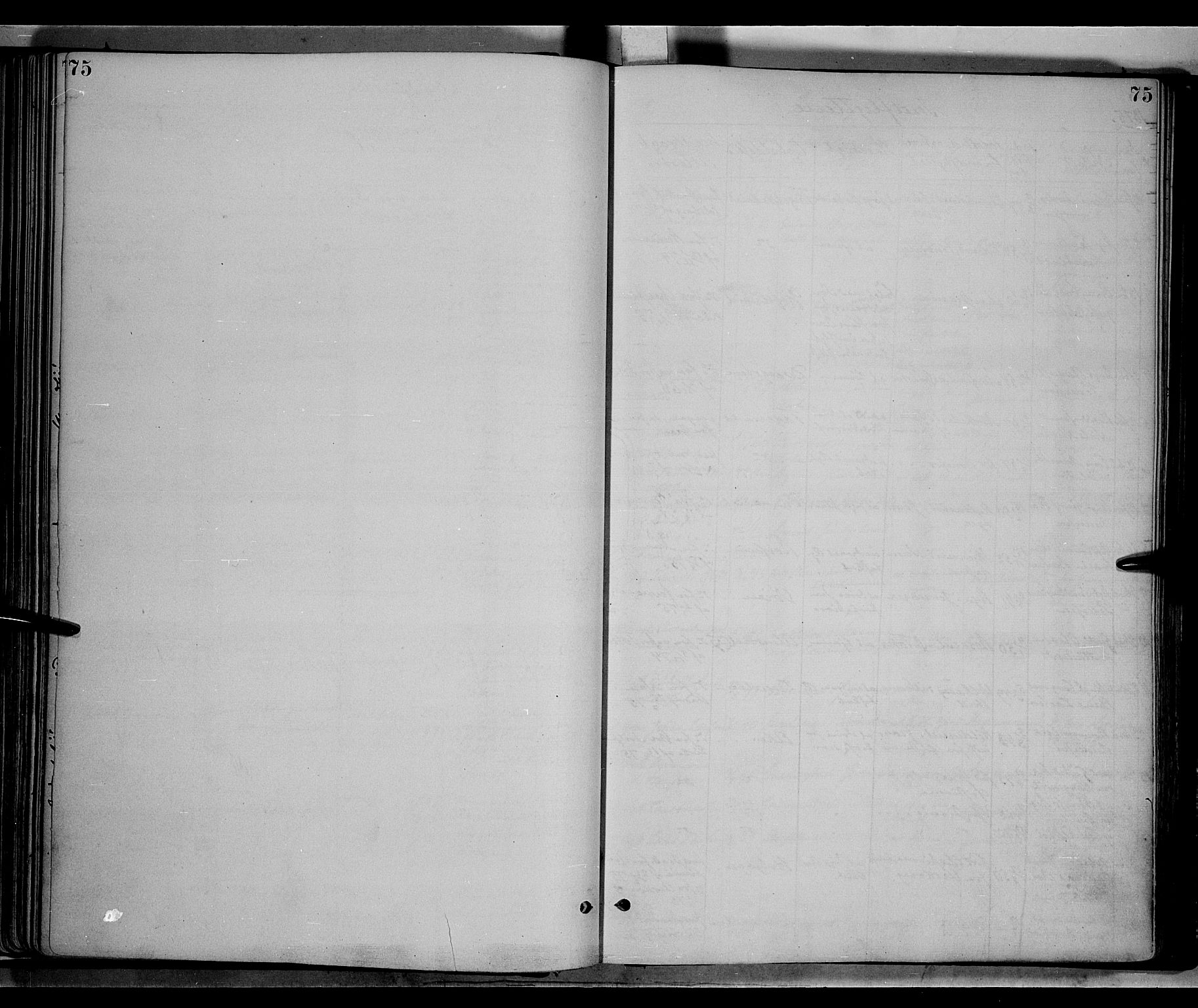 SAH, Gran prestekontor, Ministerialbok nr. 13, 1875-1879, s. 75