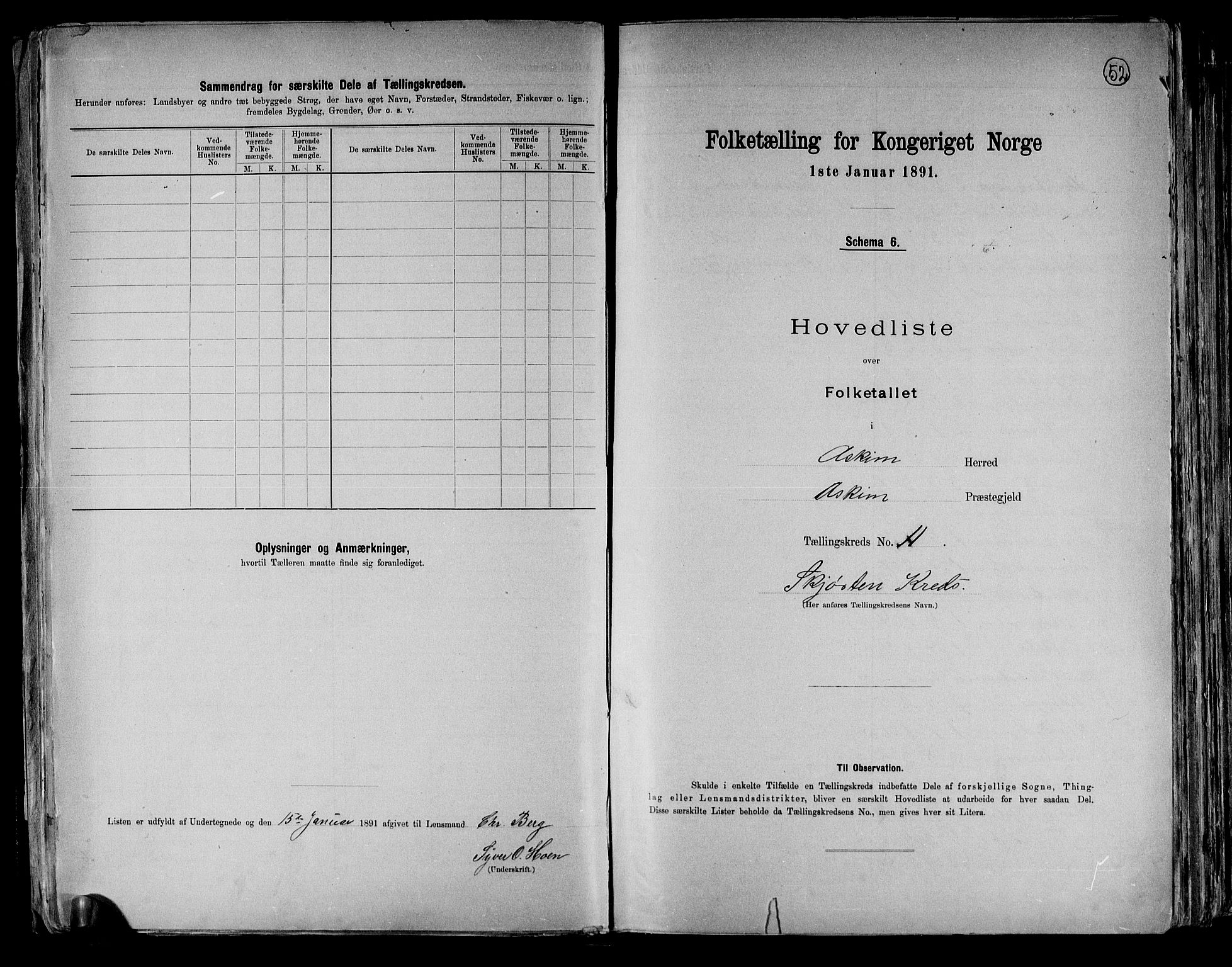 RA, Folketelling 1891 for 0124 Askim herred, 1891, s. 26
