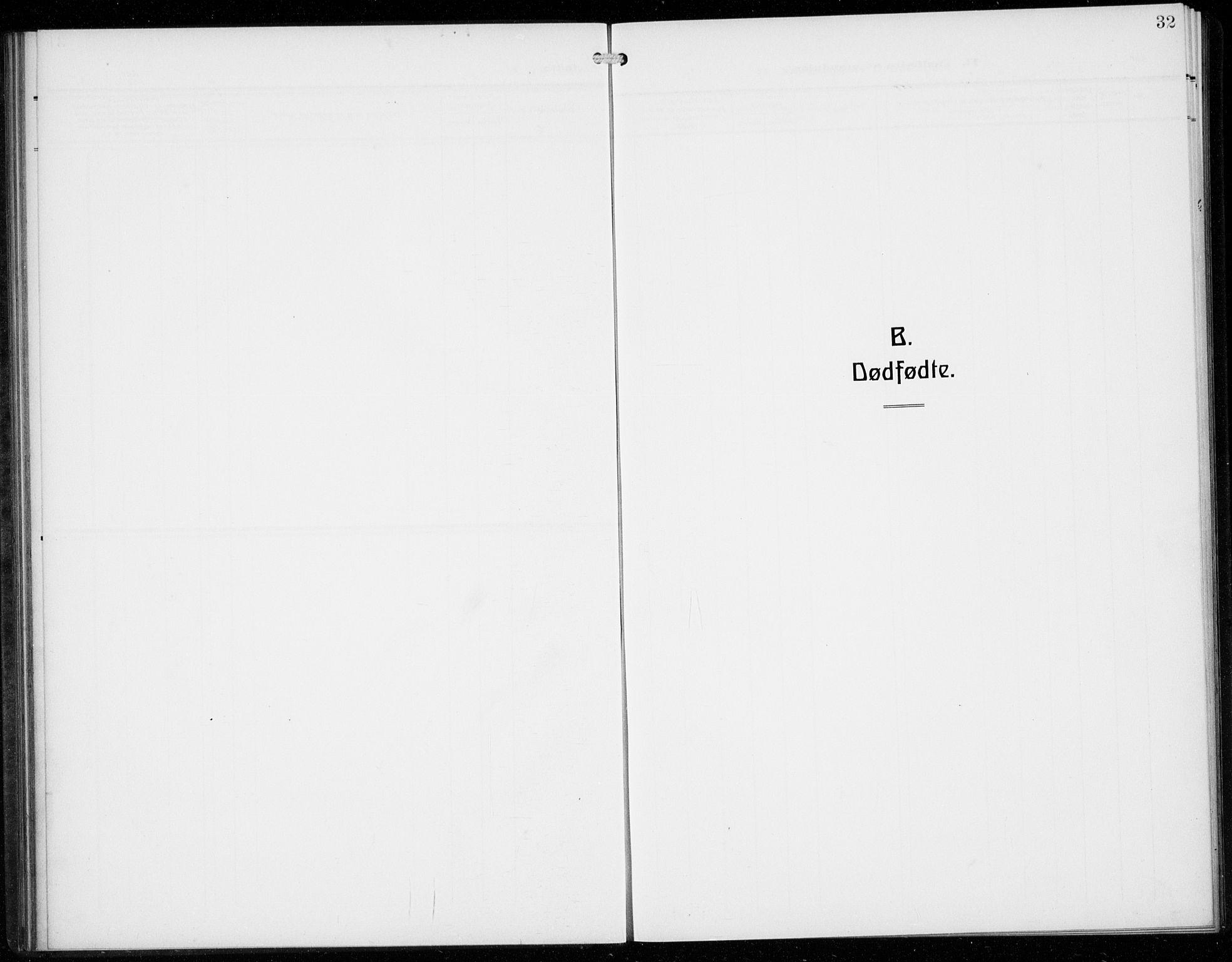 SAB, Den Norske Sjømannsmisjon i utlandet*, Ministerialbok nr. A 3, 1914-1930, s. 32