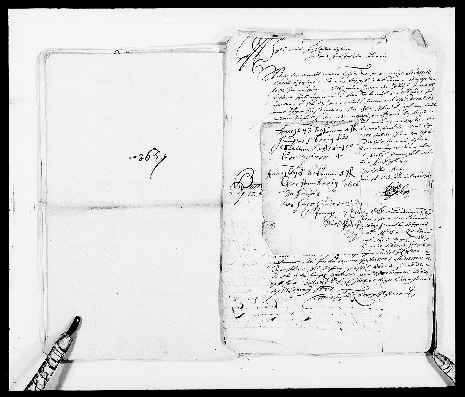 RA, Rentekammeret inntil 1814, Reviderte regnskaper, Fogderegnskap, R32/L1845: Fogderegnskap Jarlsberg grevskap, 1676-1678, s. 432