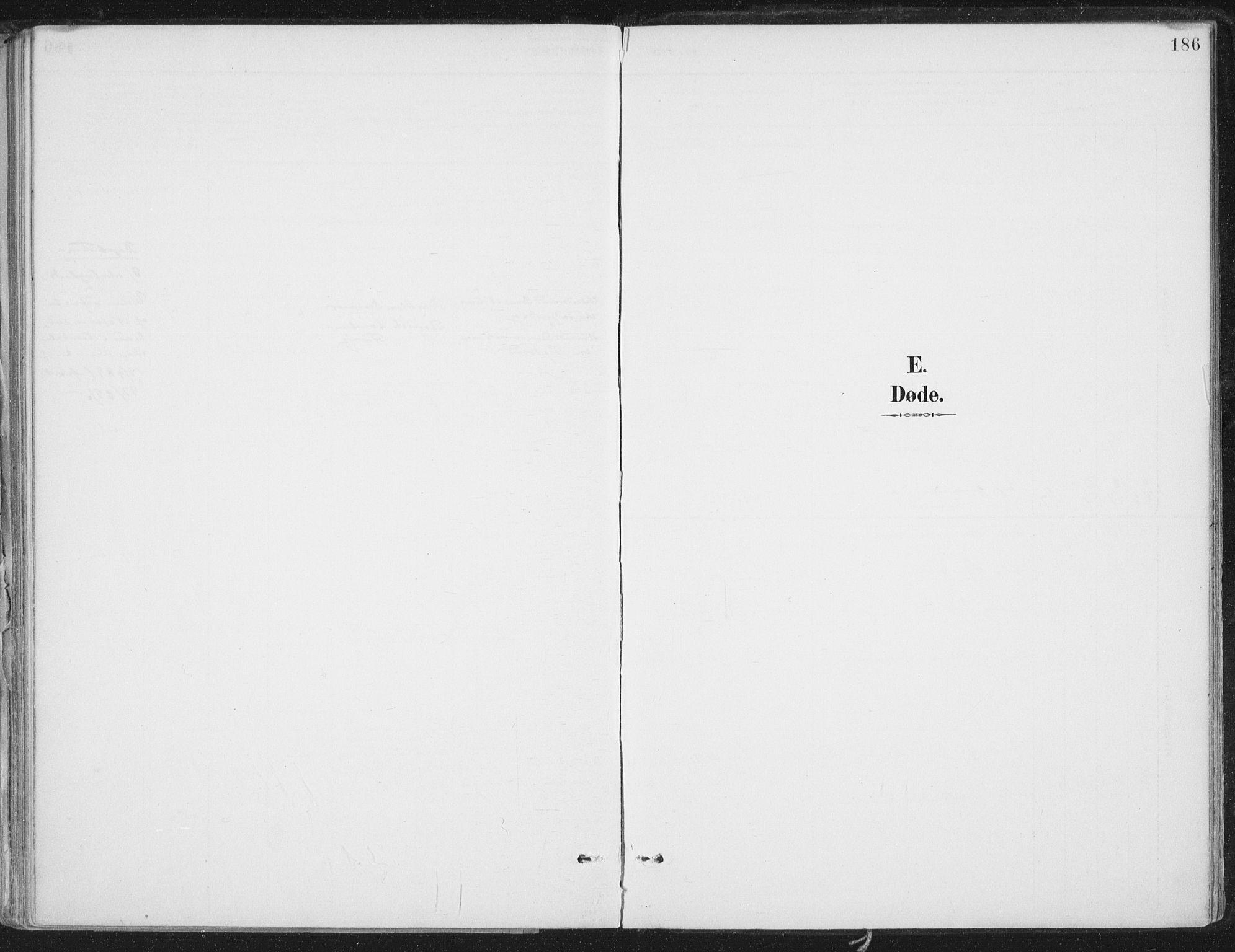 SAT, Ministerialprotokoller, klokkerbøker og fødselsregistre - Nord-Trøndelag, 786/L0687: Ministerialbok nr. 786A03, 1888-1898, s. 186