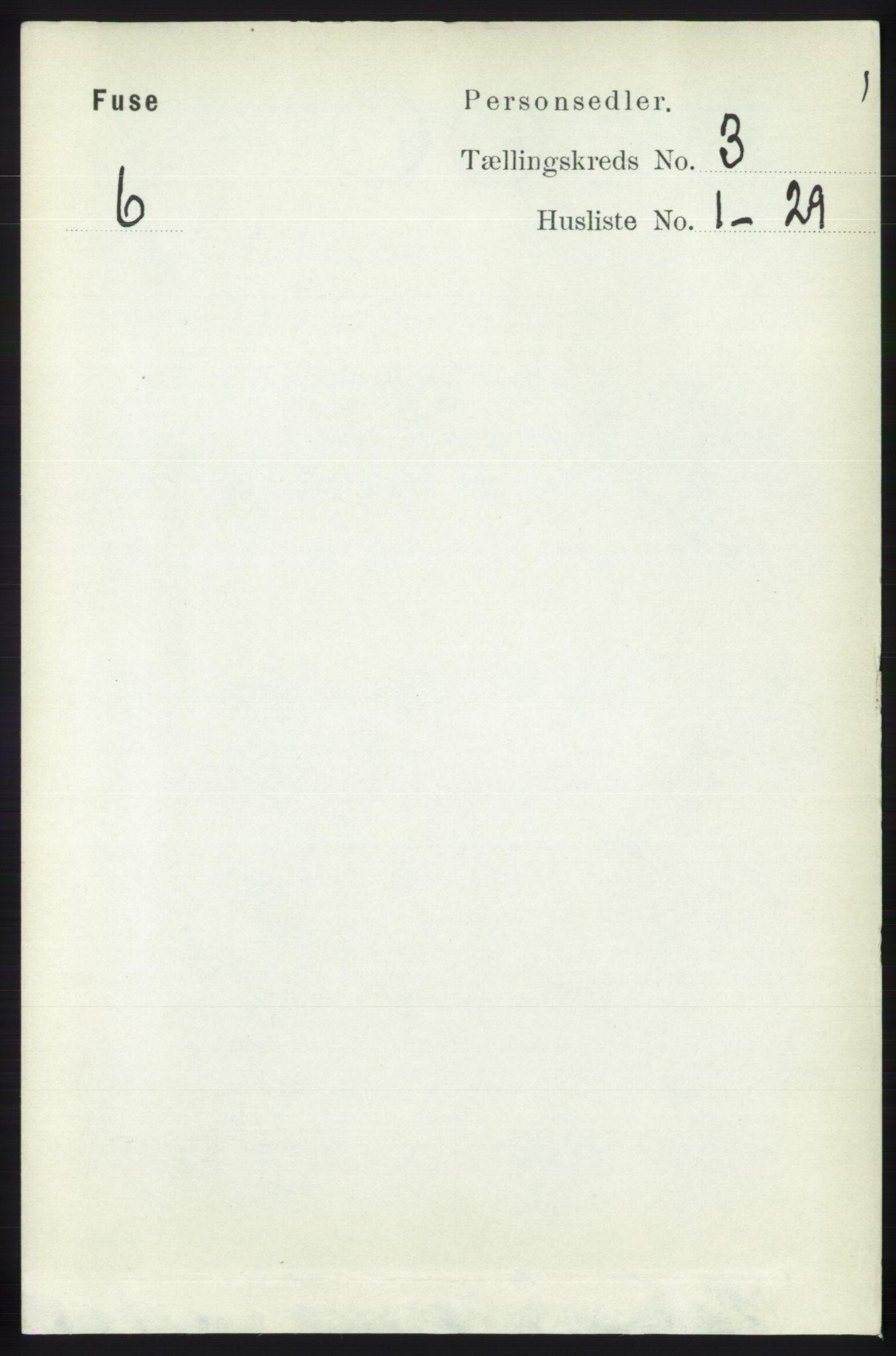 RA, Folketelling 1891 for 1241 Fusa herred, 1891, s. 516