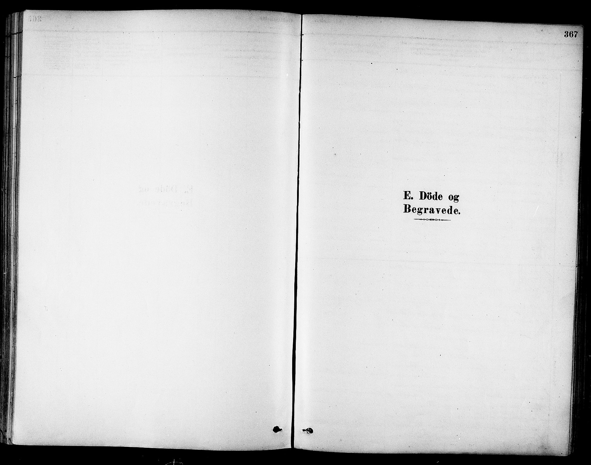 SAT, Ministerialprotokoller, klokkerbøker og fødselsregistre - Sør-Trøndelag, 695/L1148: Ministerialbok nr. 695A08, 1878-1891, s. 367