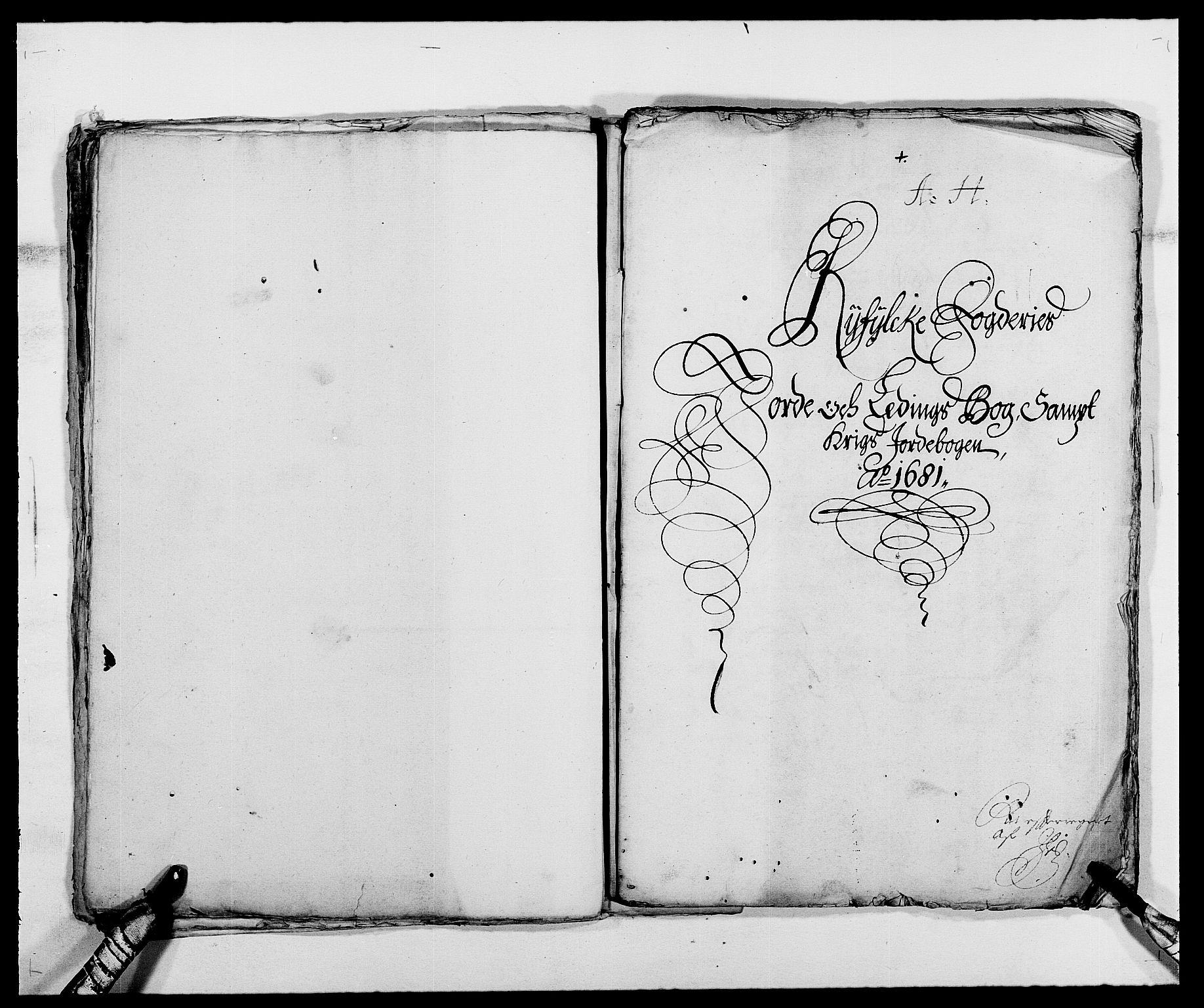 RA, Rentekammeret inntil 1814, Reviderte regnskaper, Fogderegnskap, R47/L2852: Fogderegnskap Ryfylke, 1681, s. 138