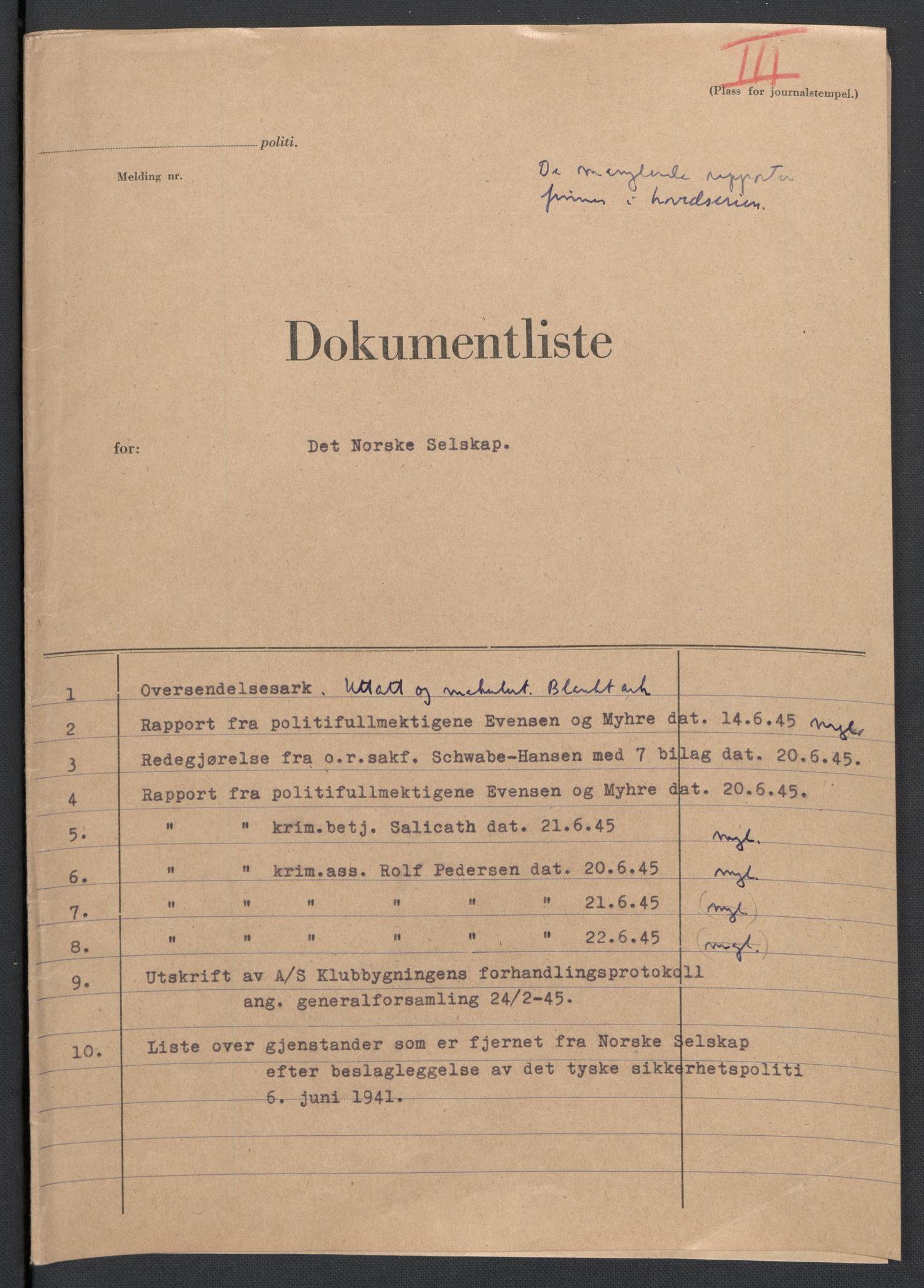 RA, Landssvikarkivet, D/Da/L0006: Dnr. 29, 1945, s. 385