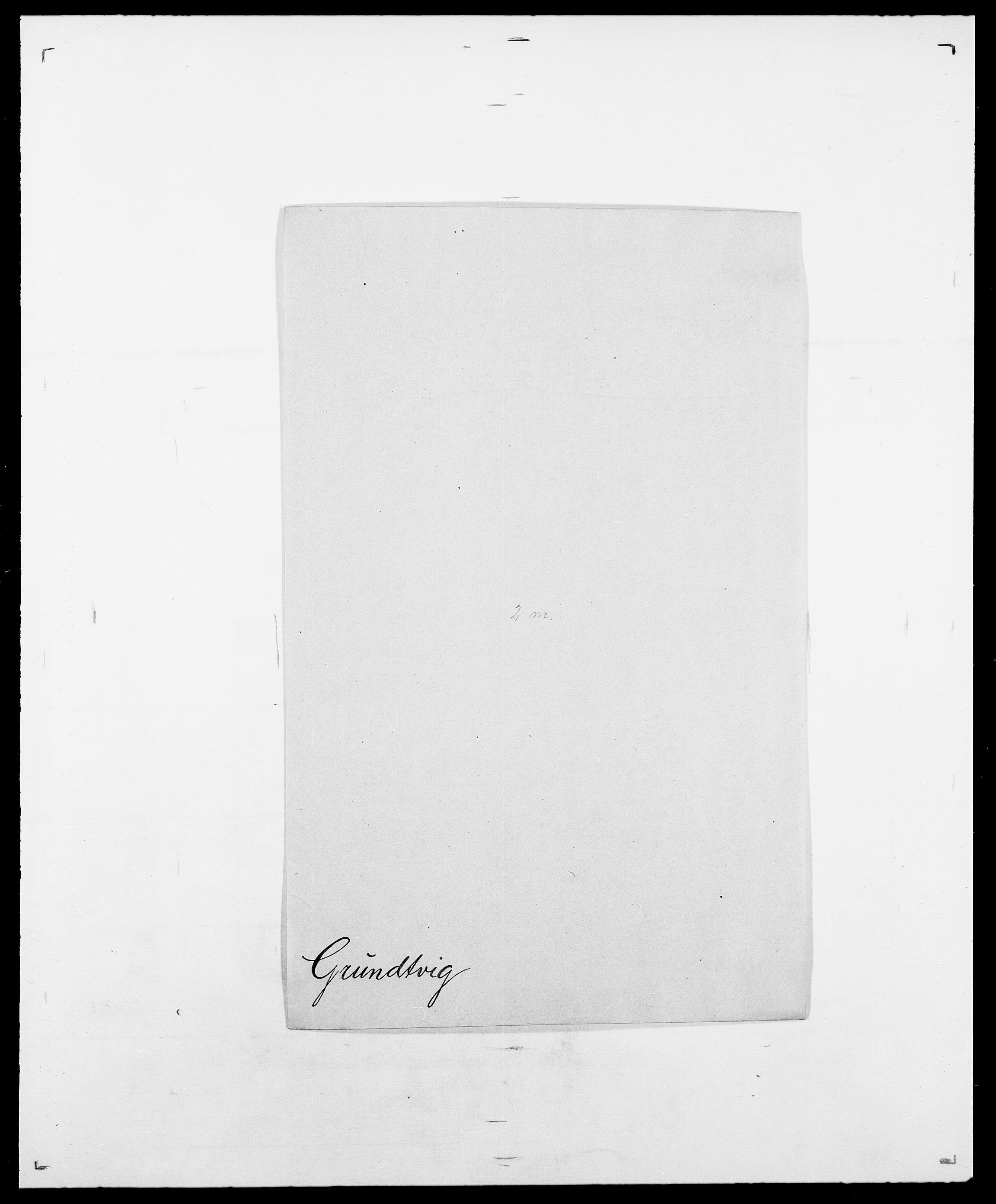 SAO, Delgobe, Charles Antoine - samling, D/Da/L0015: Grodtshilling - Halvorsæth, s. 107