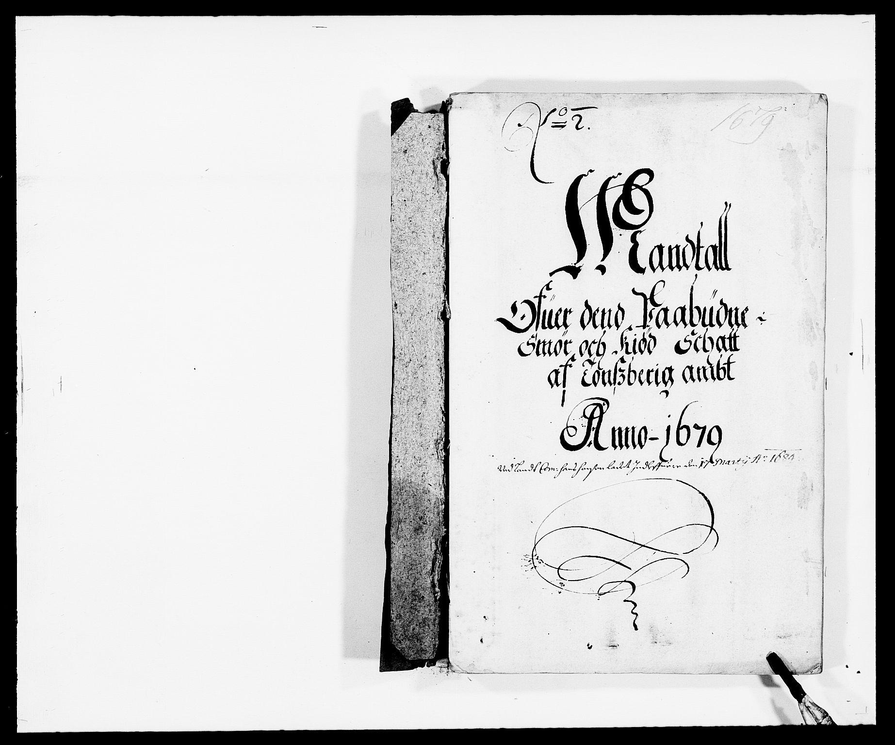 RA, Rentekammeret inntil 1814, Reviderte regnskaper, Fogderegnskap, R32/L1846: Fogderegnskap Jarlsberg grevskap, 1679-1680, s. 140