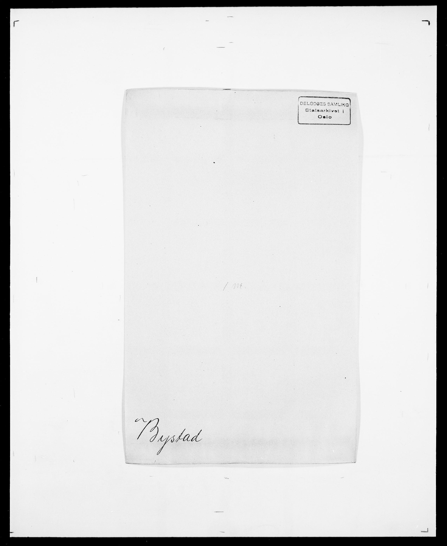 SAO, Delgobe, Charles Antoine - samling, D/Da/L0007: Buaas - Caphengst, s. 543