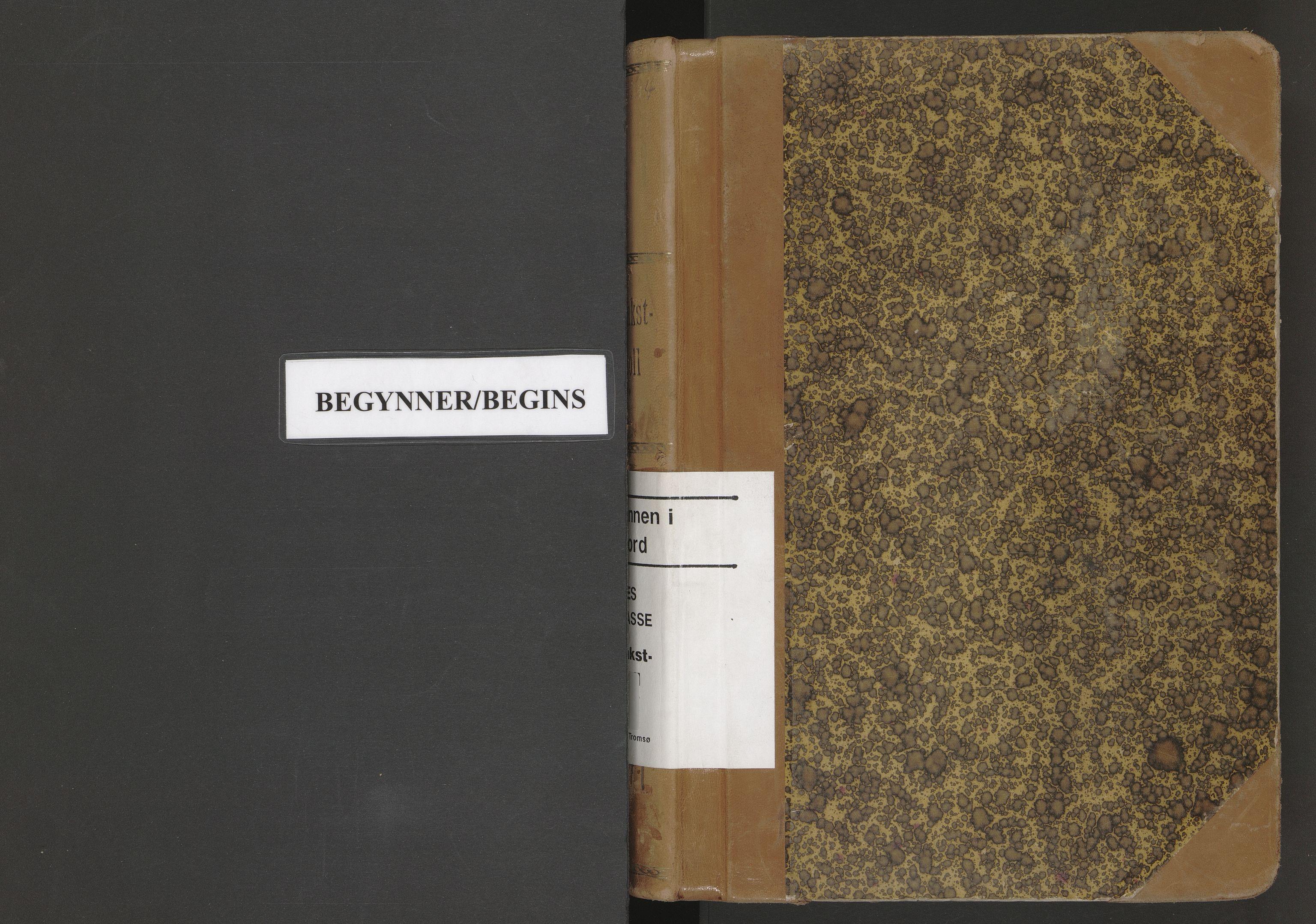 SATØ, Lensmannen i Balsfjord, Hf/Hfb/L0190: Branntakstprotokoller 1873-1977. Med register, 1934-1936