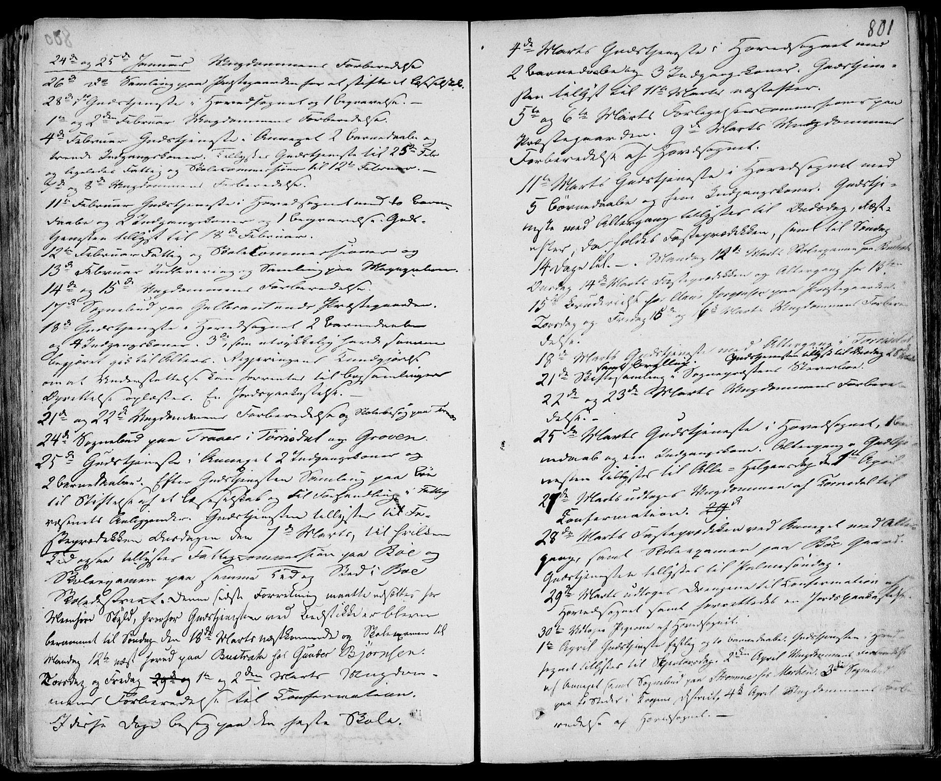 SAKO, Drangedal kirkebøker, F/Fa/L0007b: Ministerialbok nr. 7b, 1837-1856, s. 801