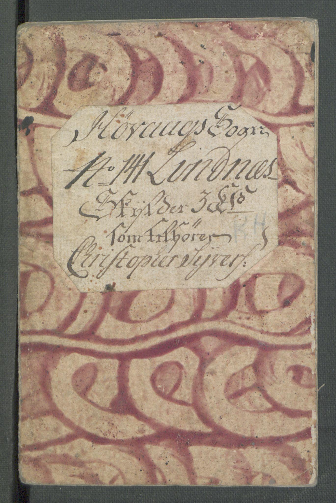 RA, Rentekammeret inntil 1814, Realistisk ordnet avdeling, Od/L0001: Oppløp, 1786-1769, s. 412