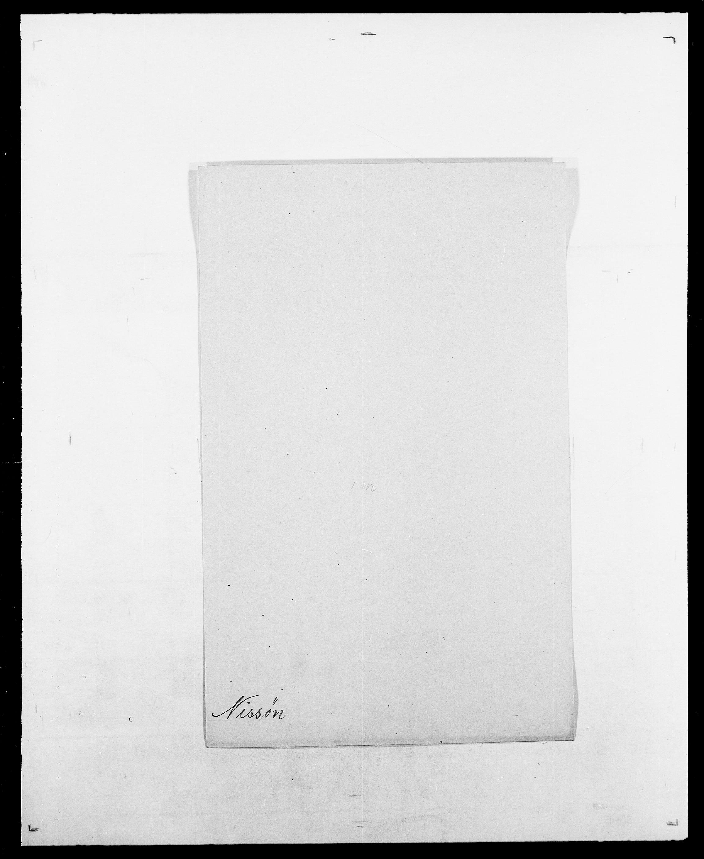 SAO, Delgobe, Charles Antoine - samling, D/Da/L0028: Naaden - Nøvik, s. 349