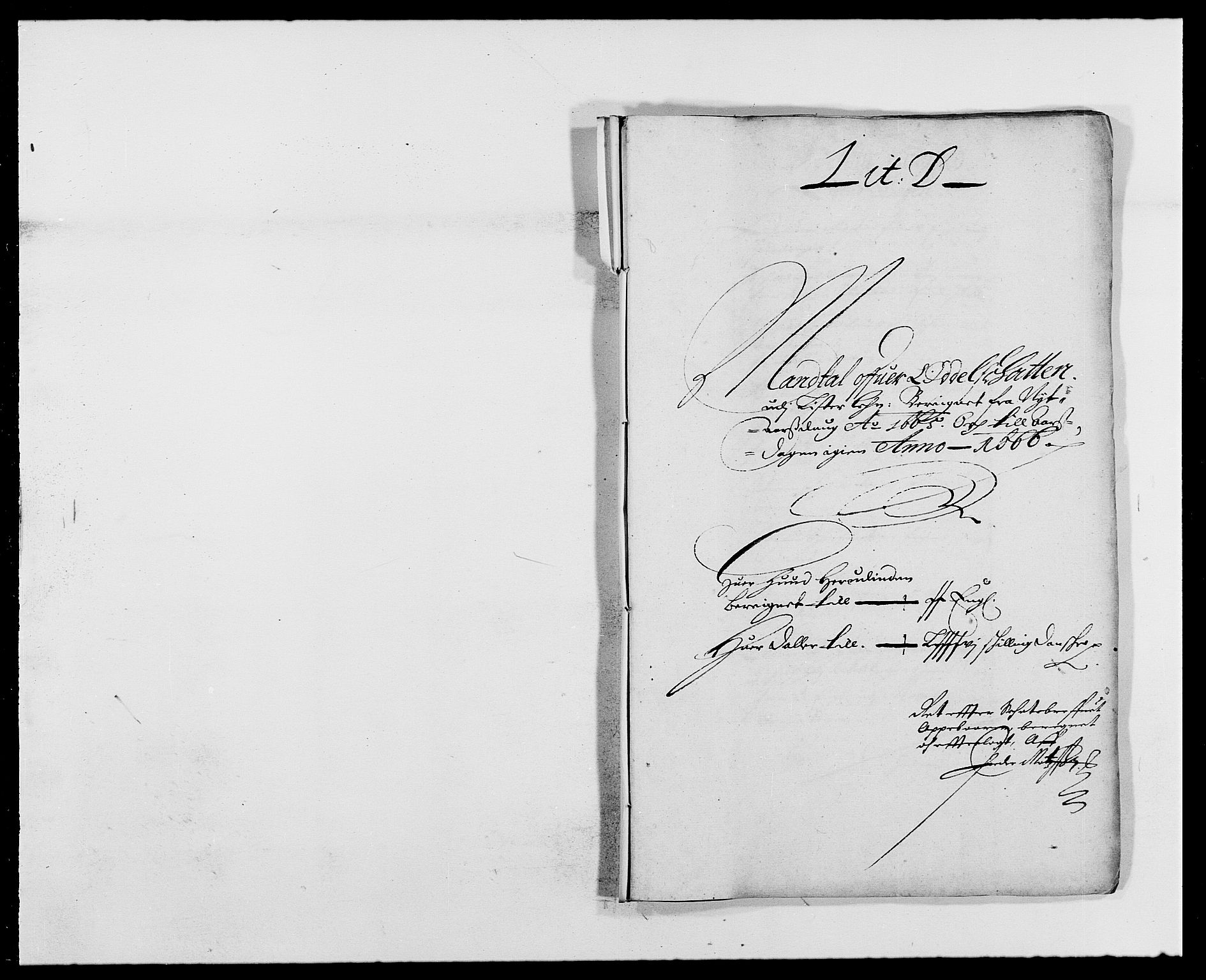 RA, Rentekammeret inntil 1814, Reviderte regnskaper, Fogderegnskap, R41/L2524: Fogderegnskap Lista, 1665-1668, s. 78