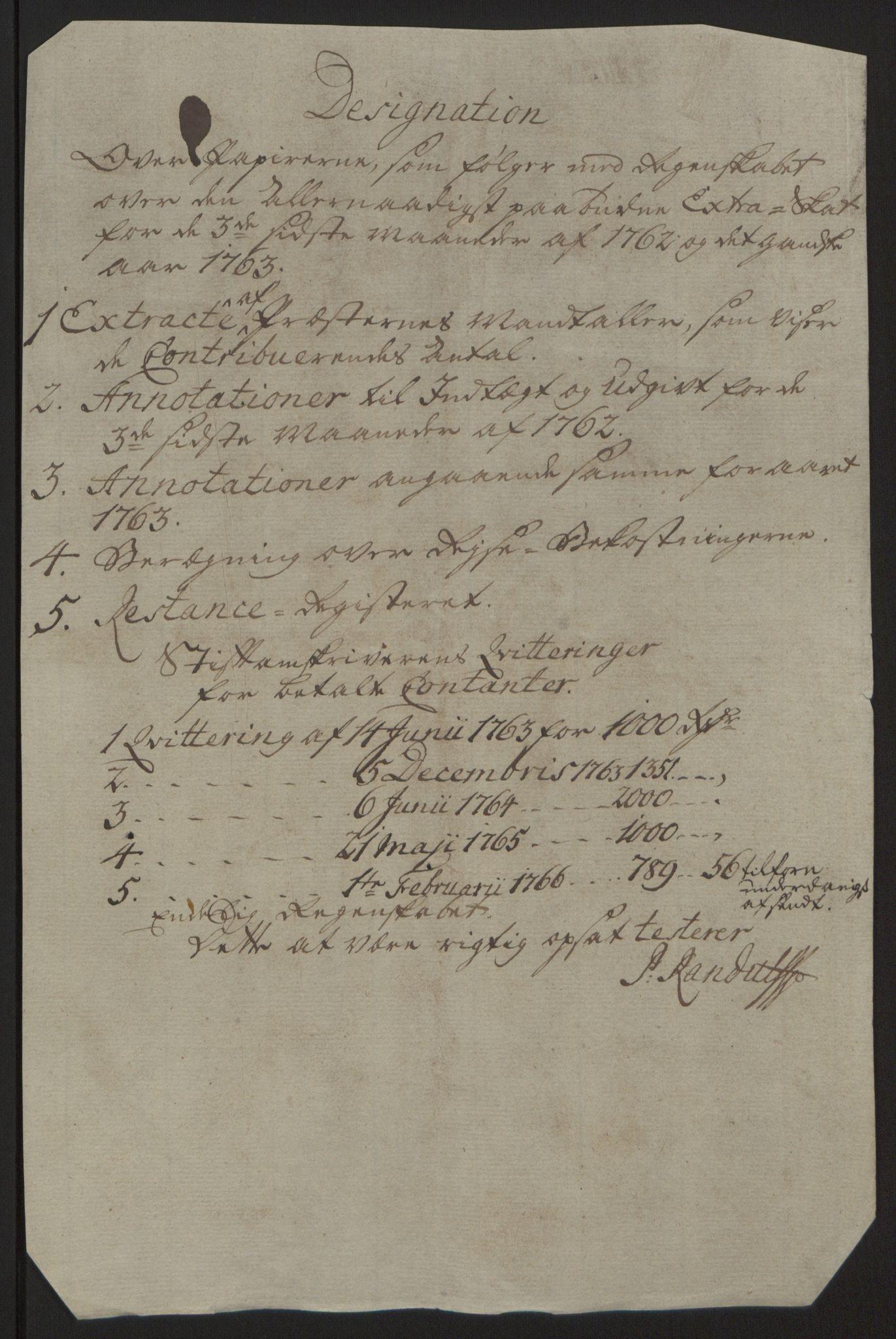 RA, Rentekammeret inntil 1814, Reviderte regnskaper, Fogderegnskap, R63/L4420: Ekstraskatten Inderøy, 1762-1772, s. 18
