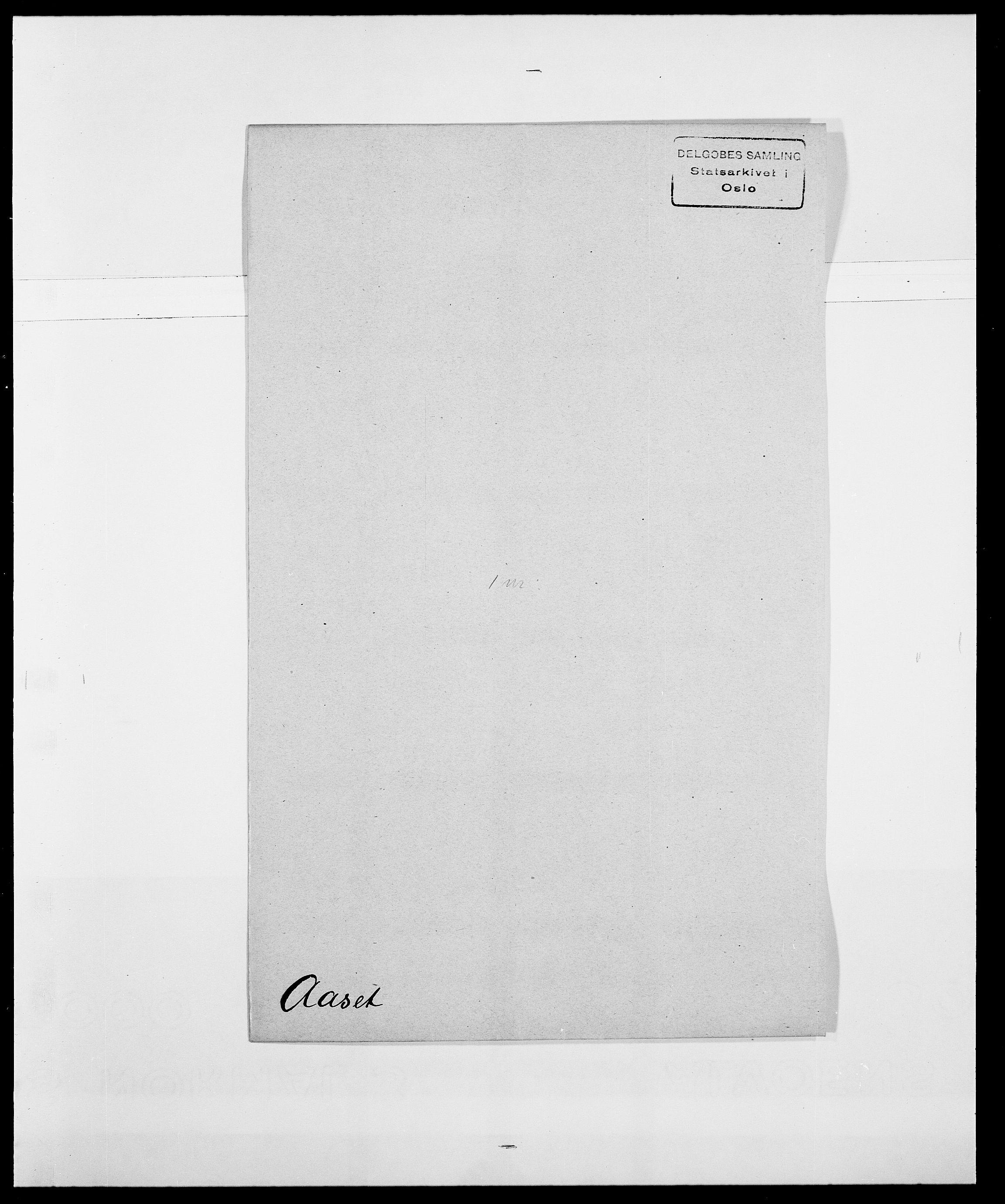 SAO, Delgobe, Charles Antoine - samling, D/Da/L0001: Aabye - Angerman, s. 156