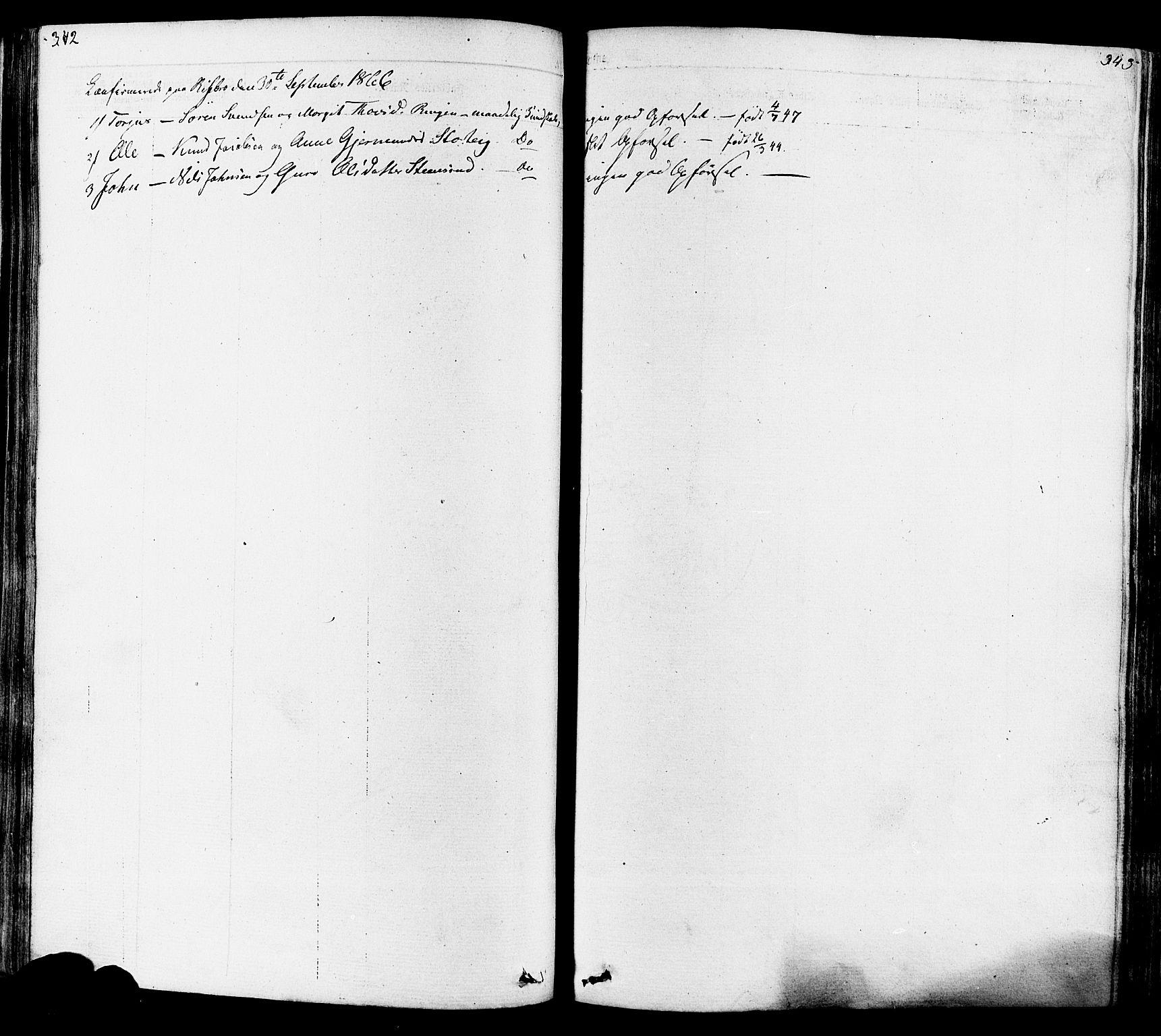SAKO, Seljord kirkebøker, F/Fa/L0013: Ministerialbok nr. I 13, 1866-1876, s. 342-343