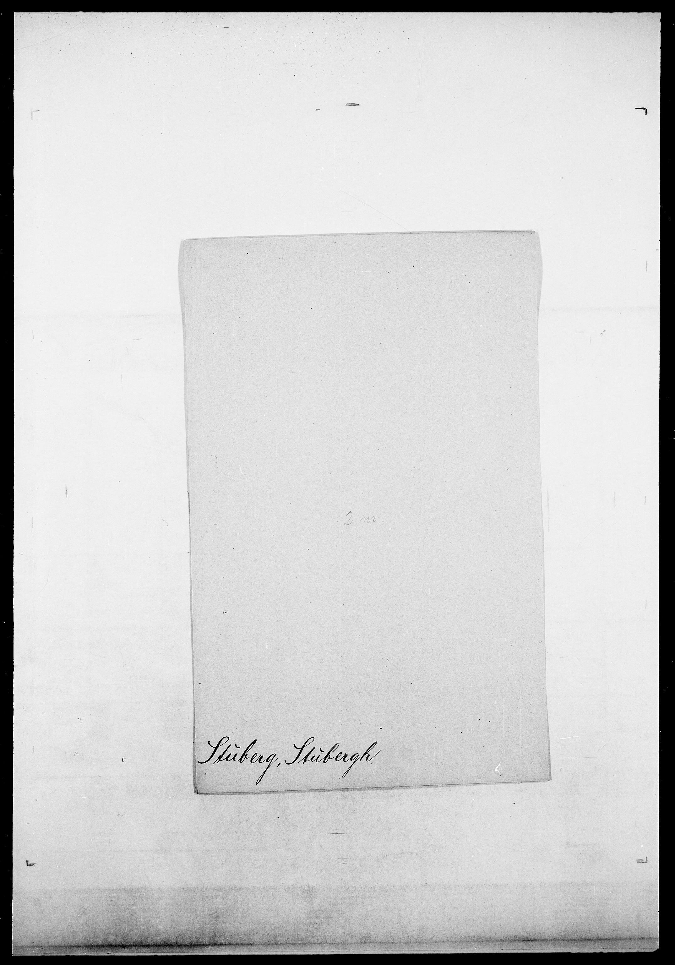 SAO, Delgobe, Charles Antoine - samling, D/Da/L0037: Steen, Sthen, Stein - Svare, Svanige, Svanne, se også Svanning og Schwane, s. 797