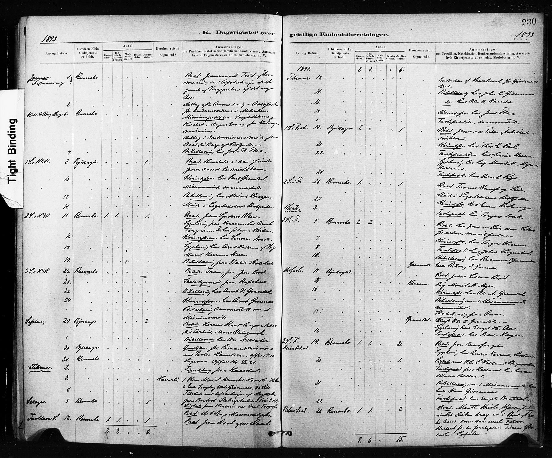 SAT, Ministerialprotokoller, klokkerbøker og fødselsregistre - Sør-Trøndelag, 674/L0871: Ministerialbok nr. 674A03, 1880-1896, s. 230