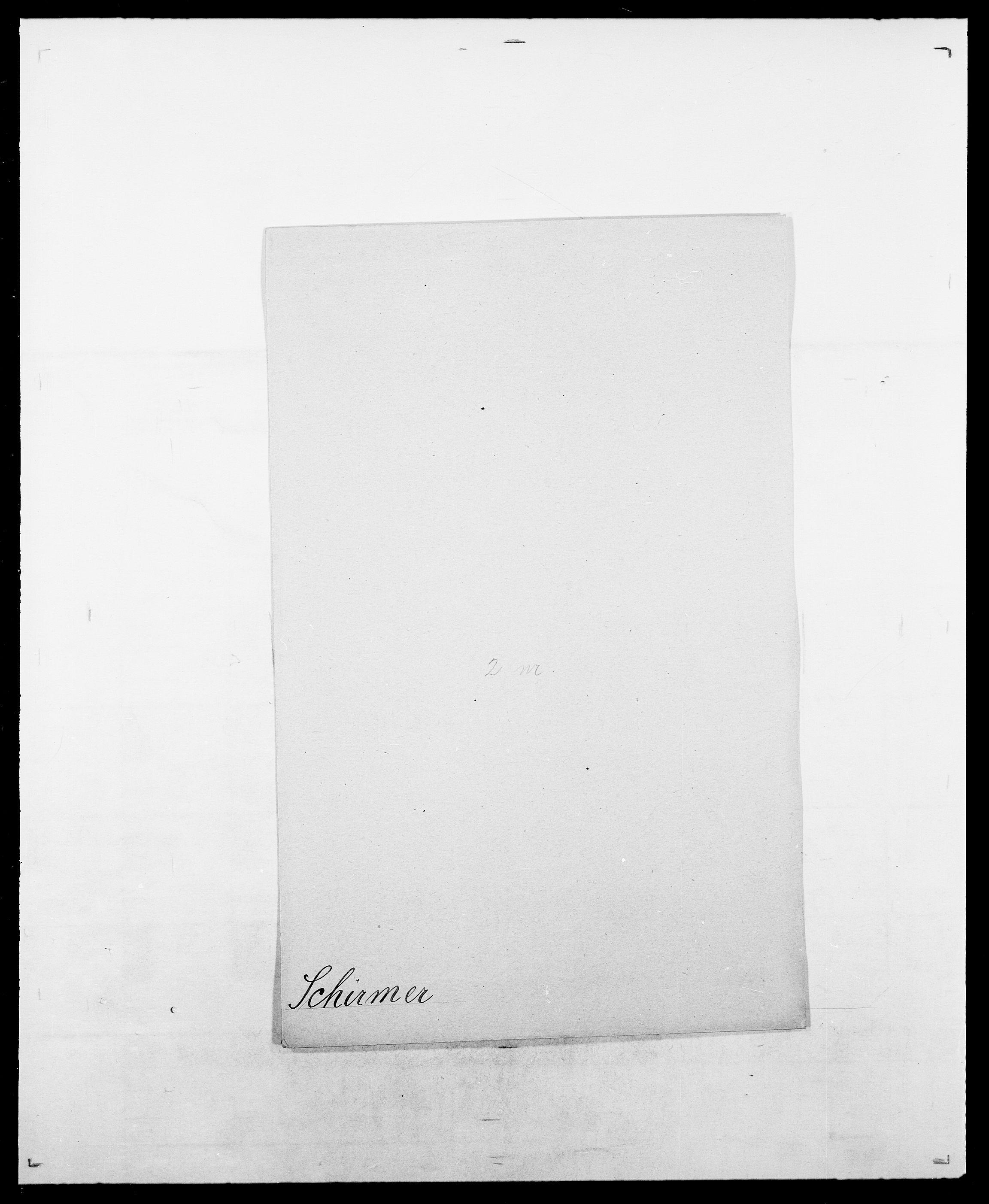 SAO, Delgobe, Charles Antoine - samling, D/Da/L0034: Saabye - Schmincke, s. 572