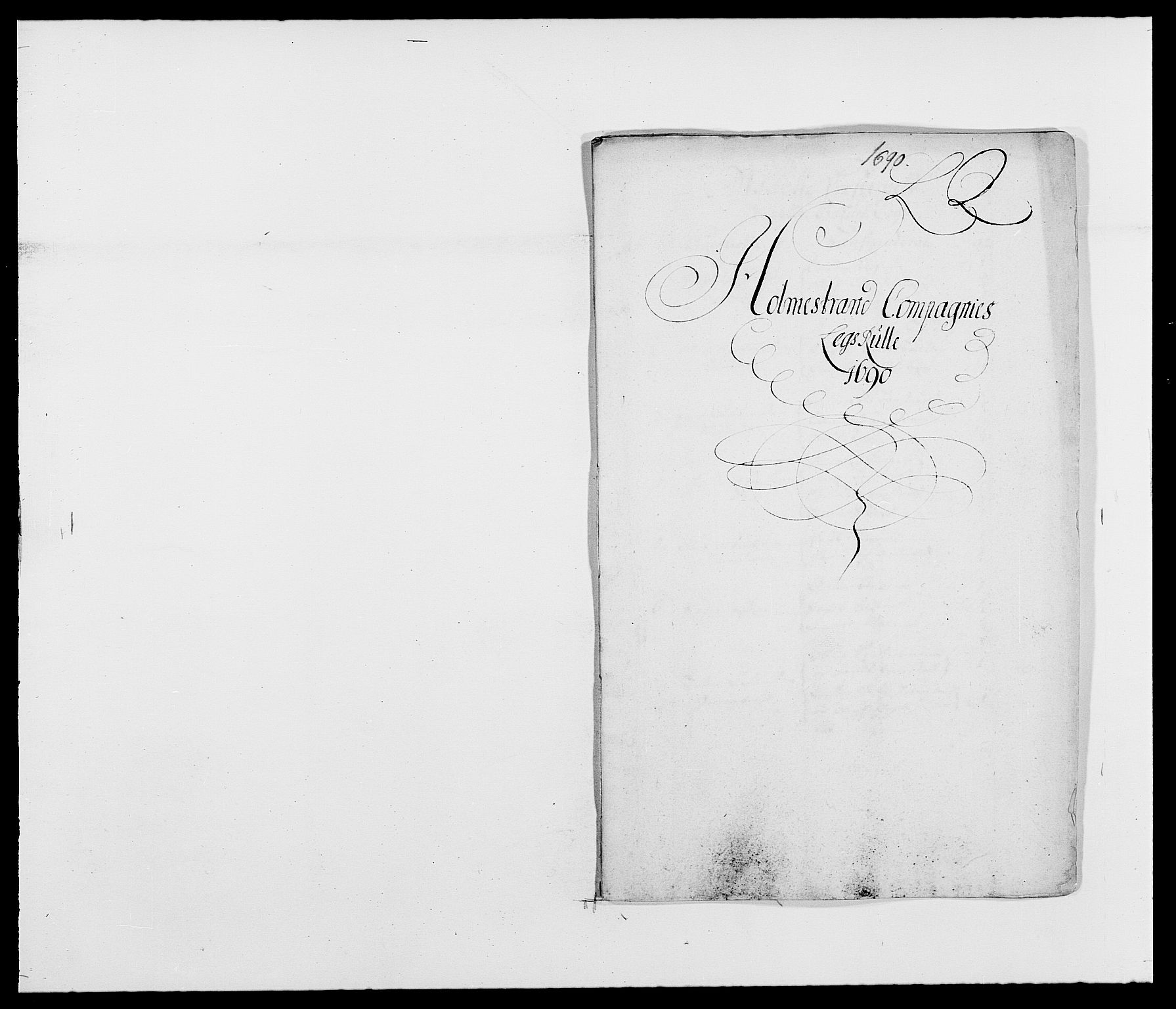 RA, Rentekammeret inntil 1814, Reviderte regnskaper, Fogderegnskap, R32/L1861: Fogderegnskap Jarlsberg grevskap, 1686-1690, s. 214