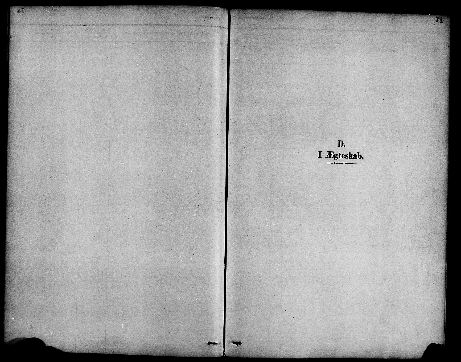 SAB, Hyllestad sokneprestembete, Ministerialbok nr. B 1, 1886-1904, s. 74