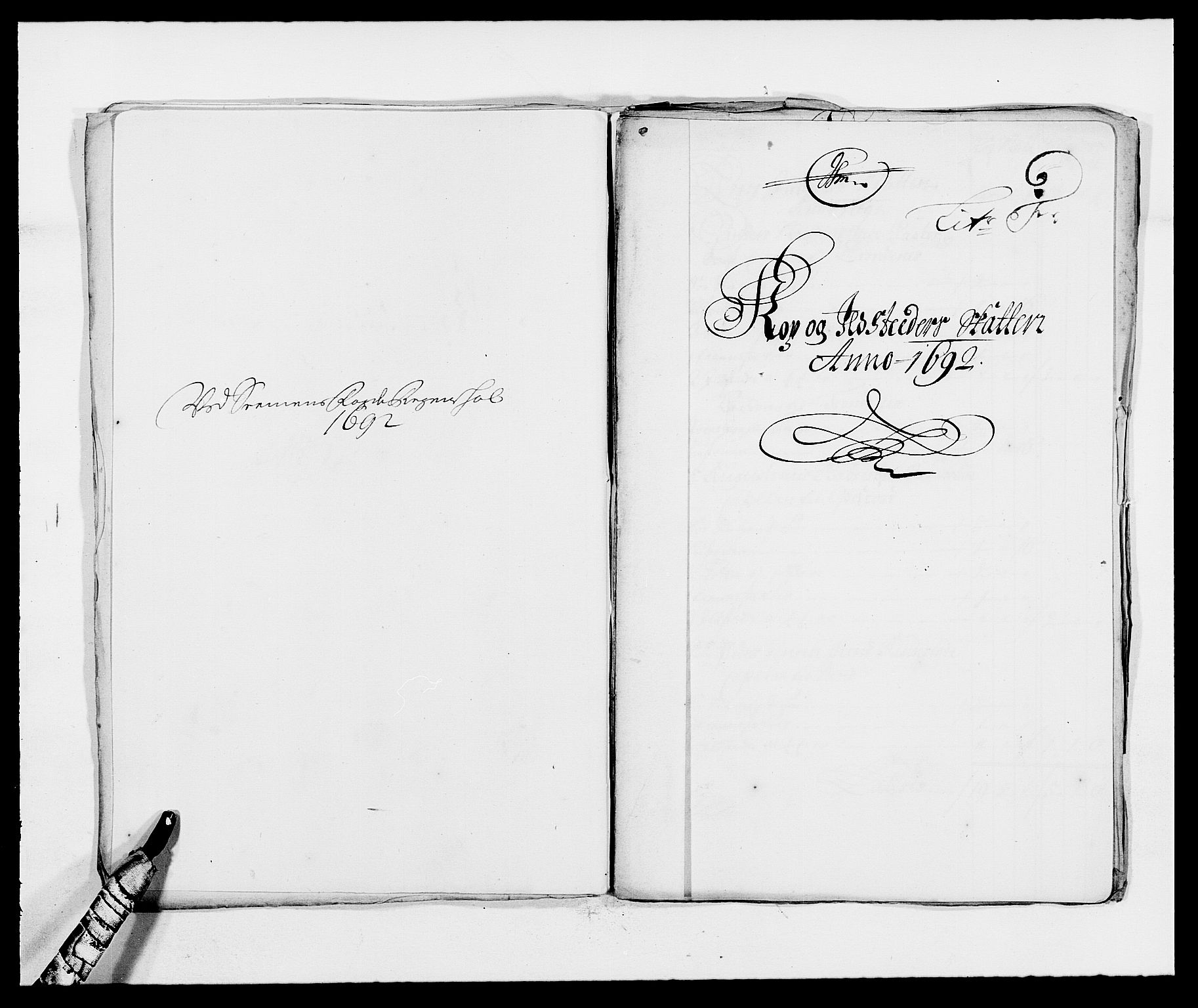 RA, Rentekammeret inntil 1814, Reviderte regnskaper, Fogderegnskap, R68/L4752: Fogderegnskap Senja og Troms, 1691-1693, s. 211