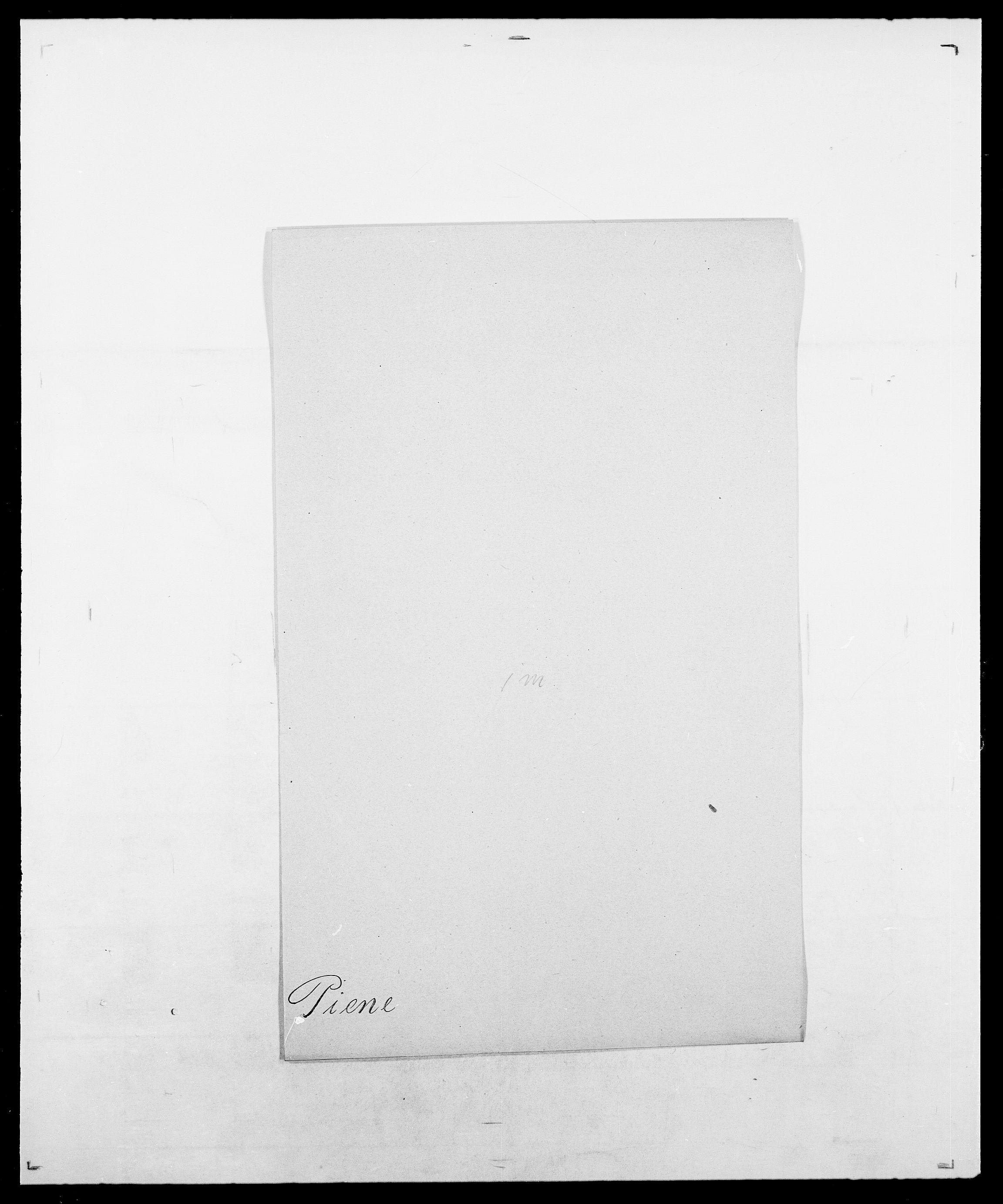 SAO, Delgobe, Charles Antoine - samling, D/Da/L0030: Paars - Pittelkov, s. 526