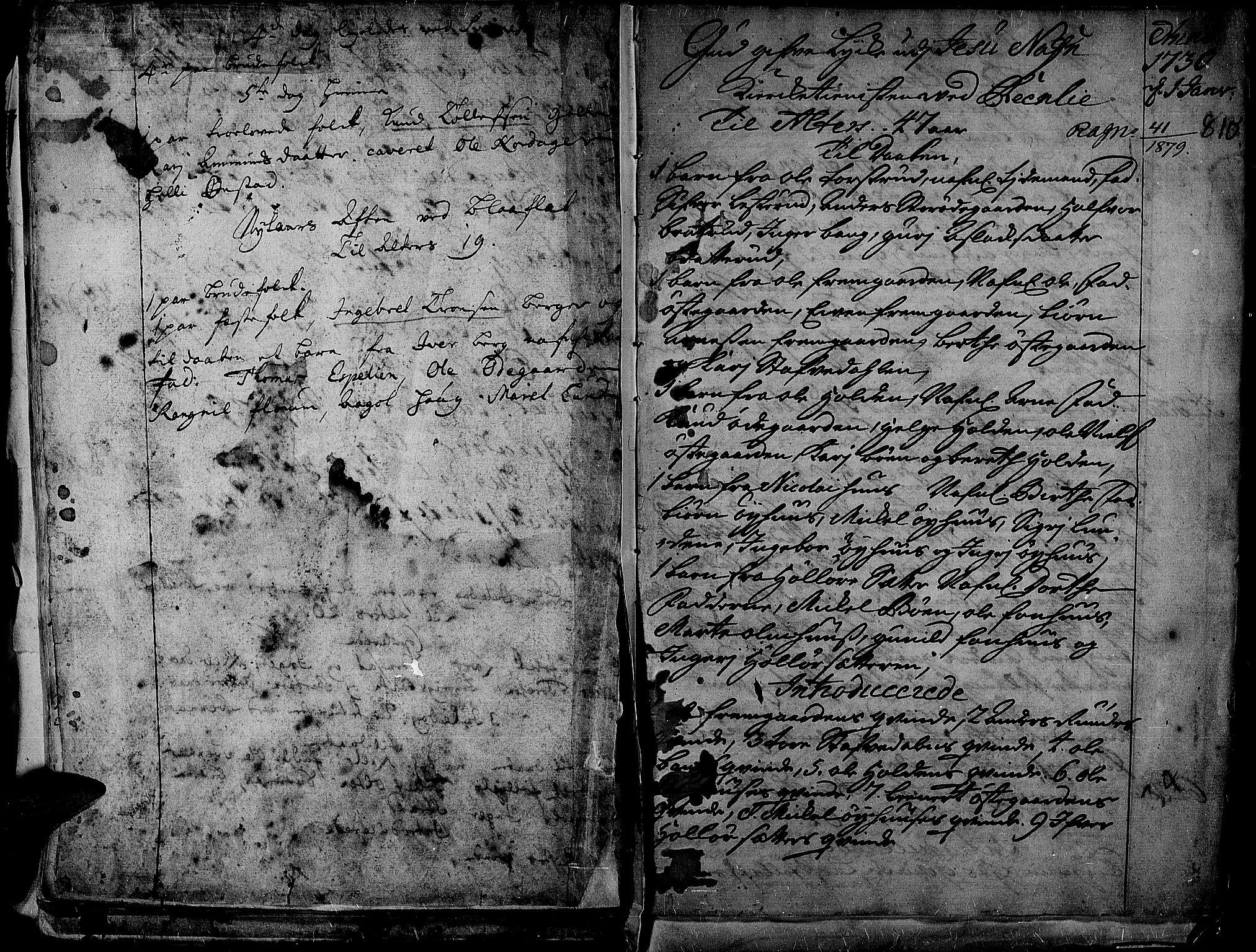 SAH, Aurdal prestekontor, Ministerialbok nr. 1-3, 1692-1730, s. 810