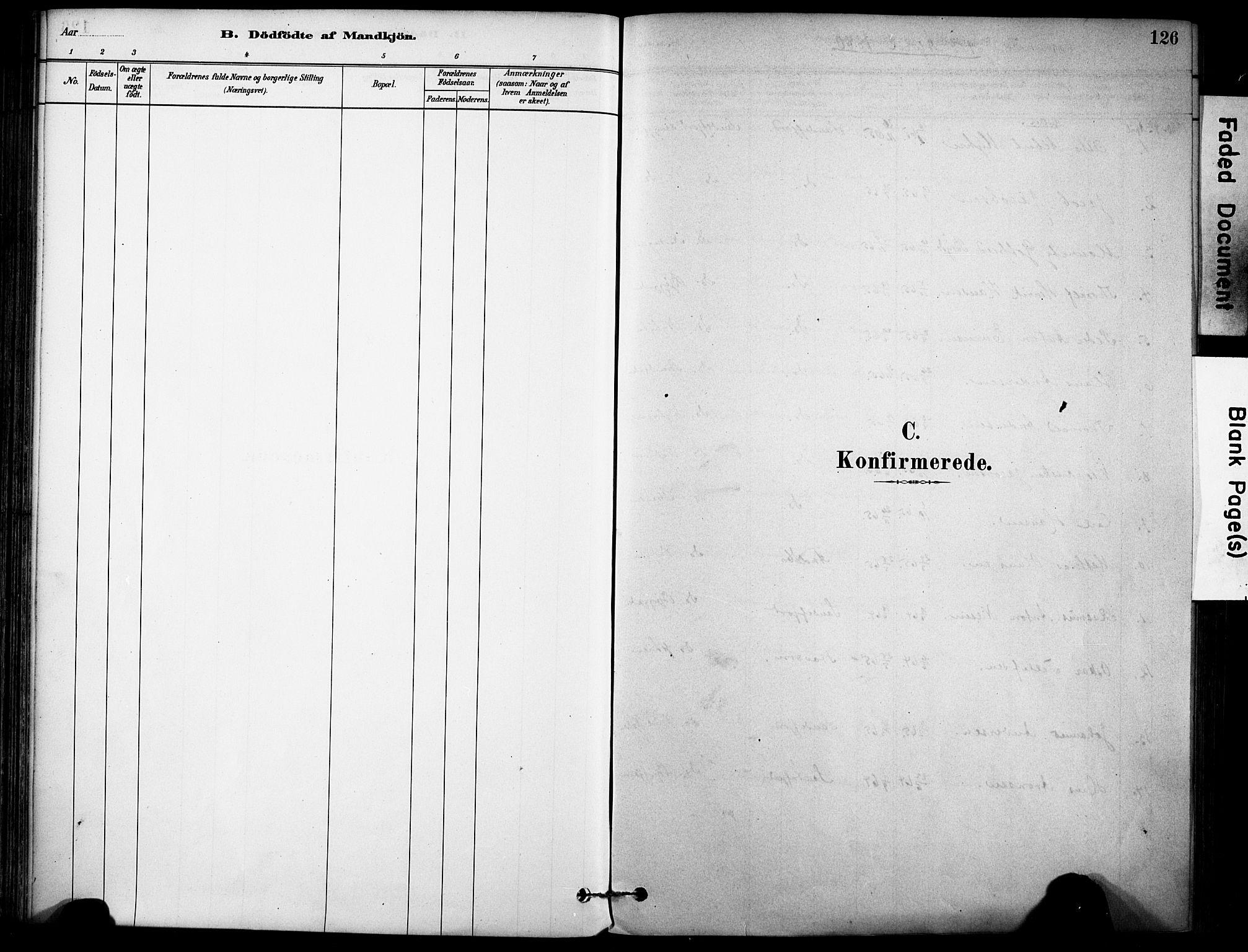 SAKO, Sandefjord kirkebøker, F/Fa/L0002: Ministerialbok nr. 2, 1880-1894, s. 126