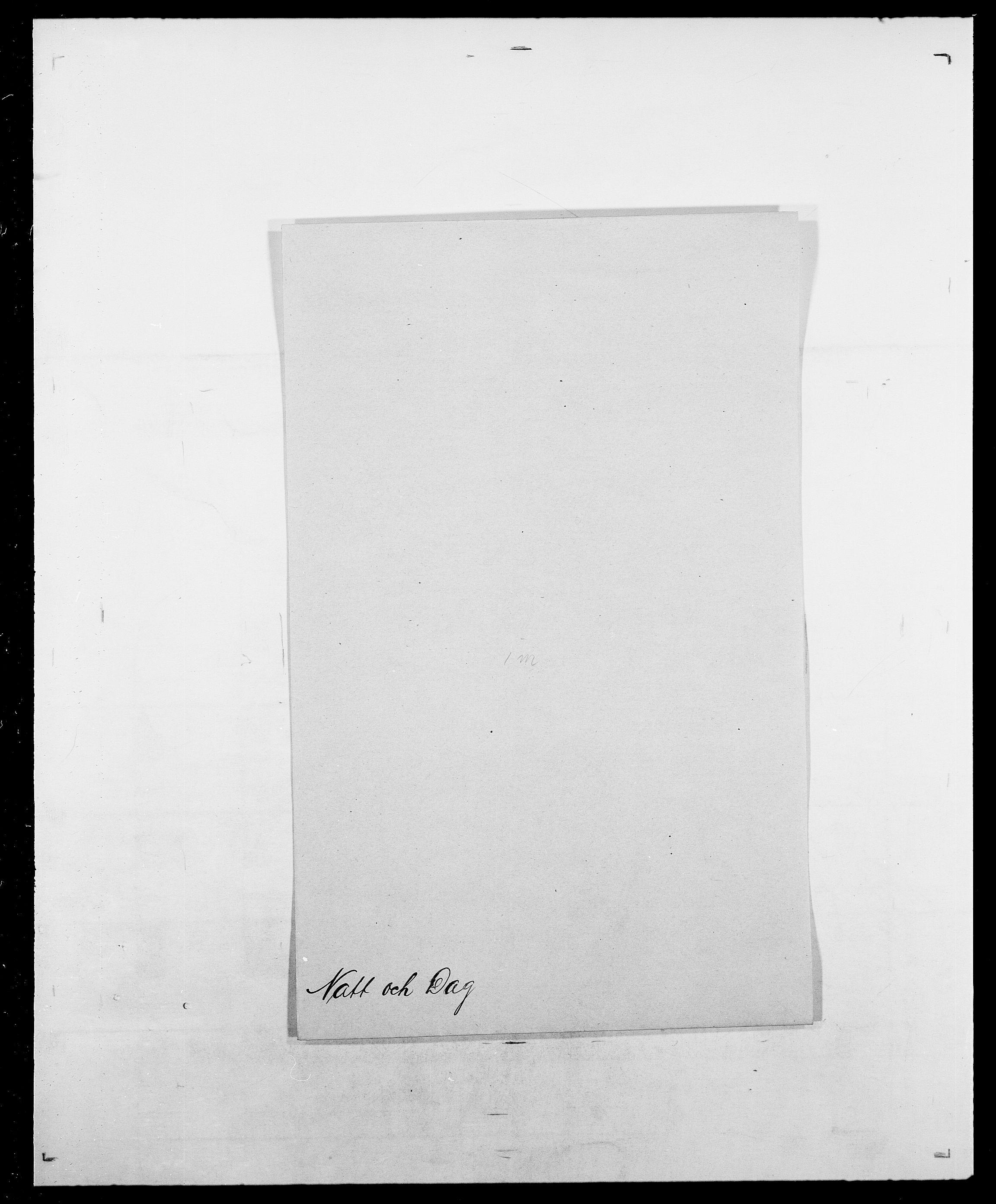 SAO, Delgobe, Charles Antoine - samling, D/Da/L0028: Naaden - Nøvik, s. 65