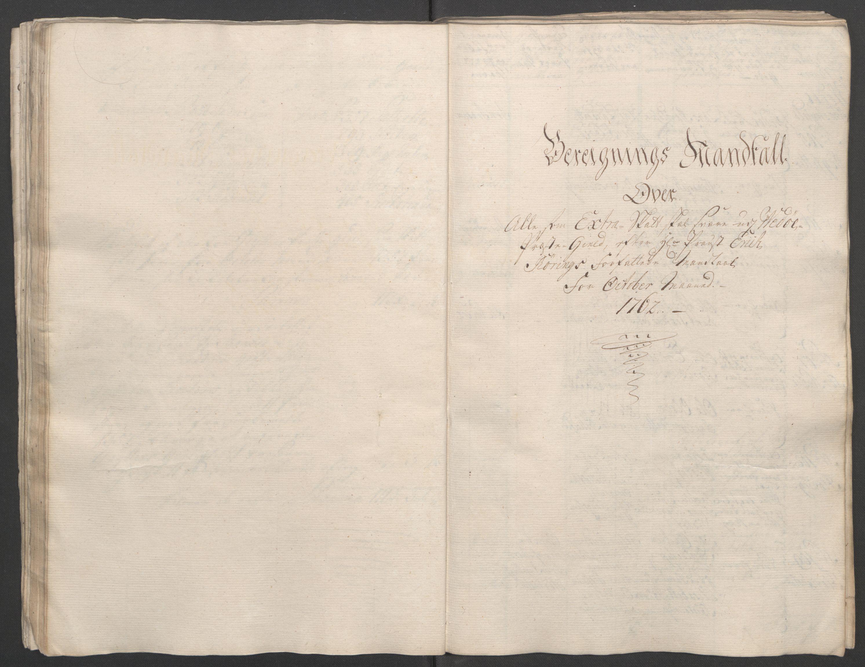 RA, Rentekammeret inntil 1814, Reviderte regnskaper, Fogderegnskap, R55/L3730: Ekstraskatten Romsdal, 1762-1763, s. 71