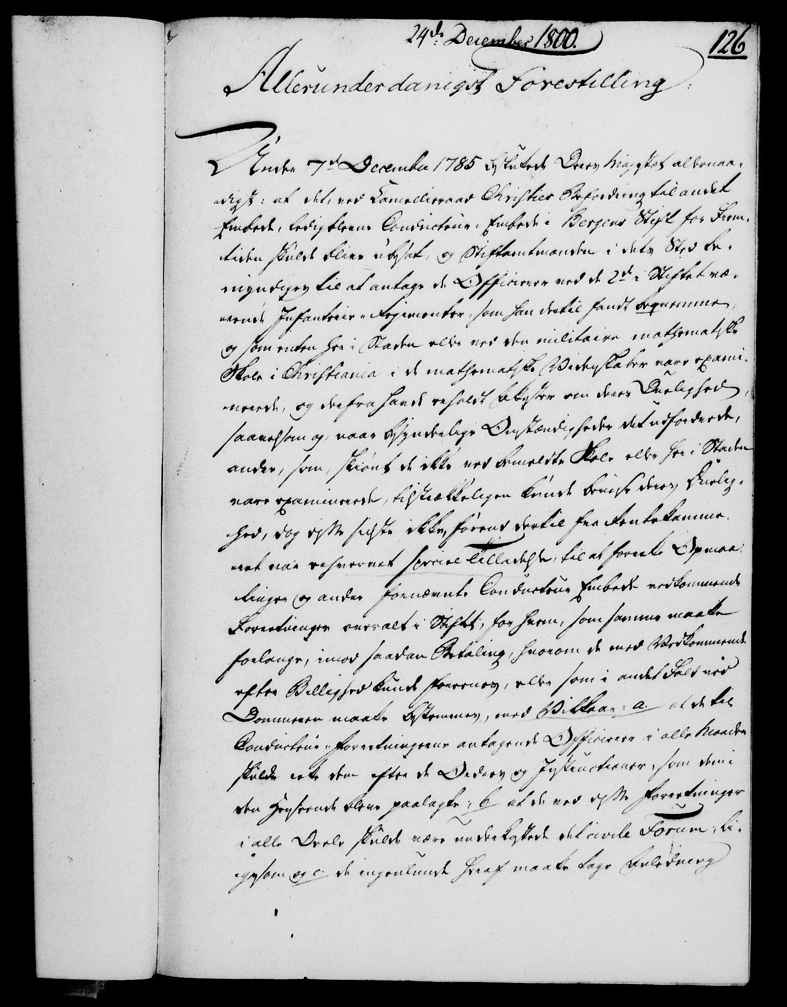 RA, Rentekammeret, Kammerkanselliet, G/Gf/Gfa/L0082: Norsk relasjons- og resolusjonsprotokoll (merket RK 52.82), 1800, s. 927
