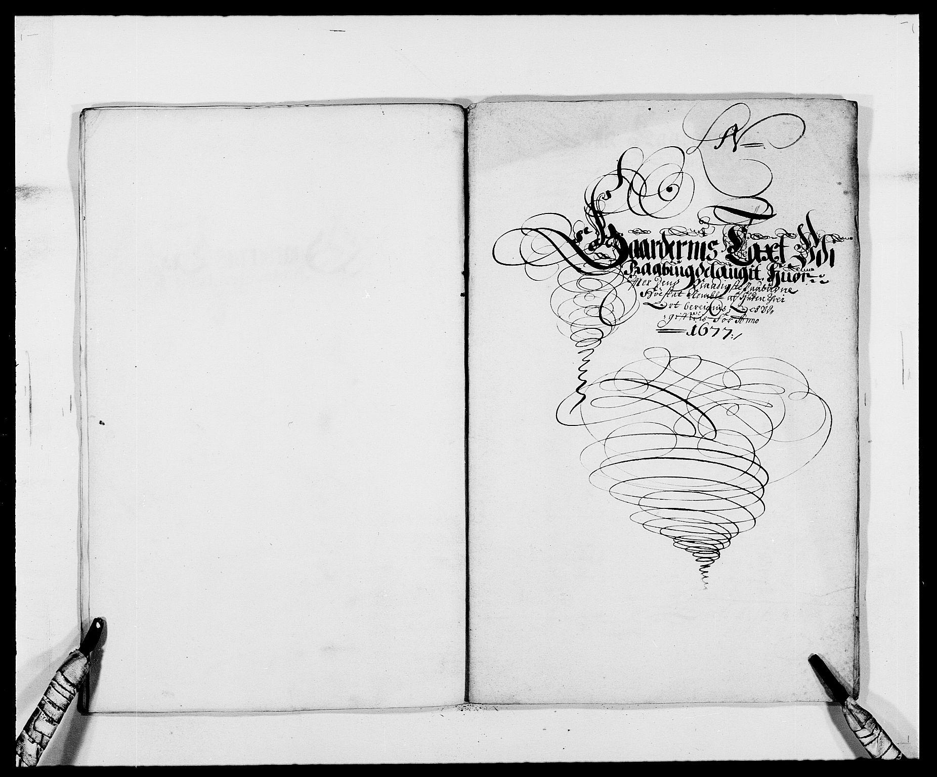 RA, Rentekammeret inntil 1814, Reviderte regnskaper, Fogderegnskap, R40/L2435: Fogderegnskap Råbyggelag, 1677-1678, s. 96