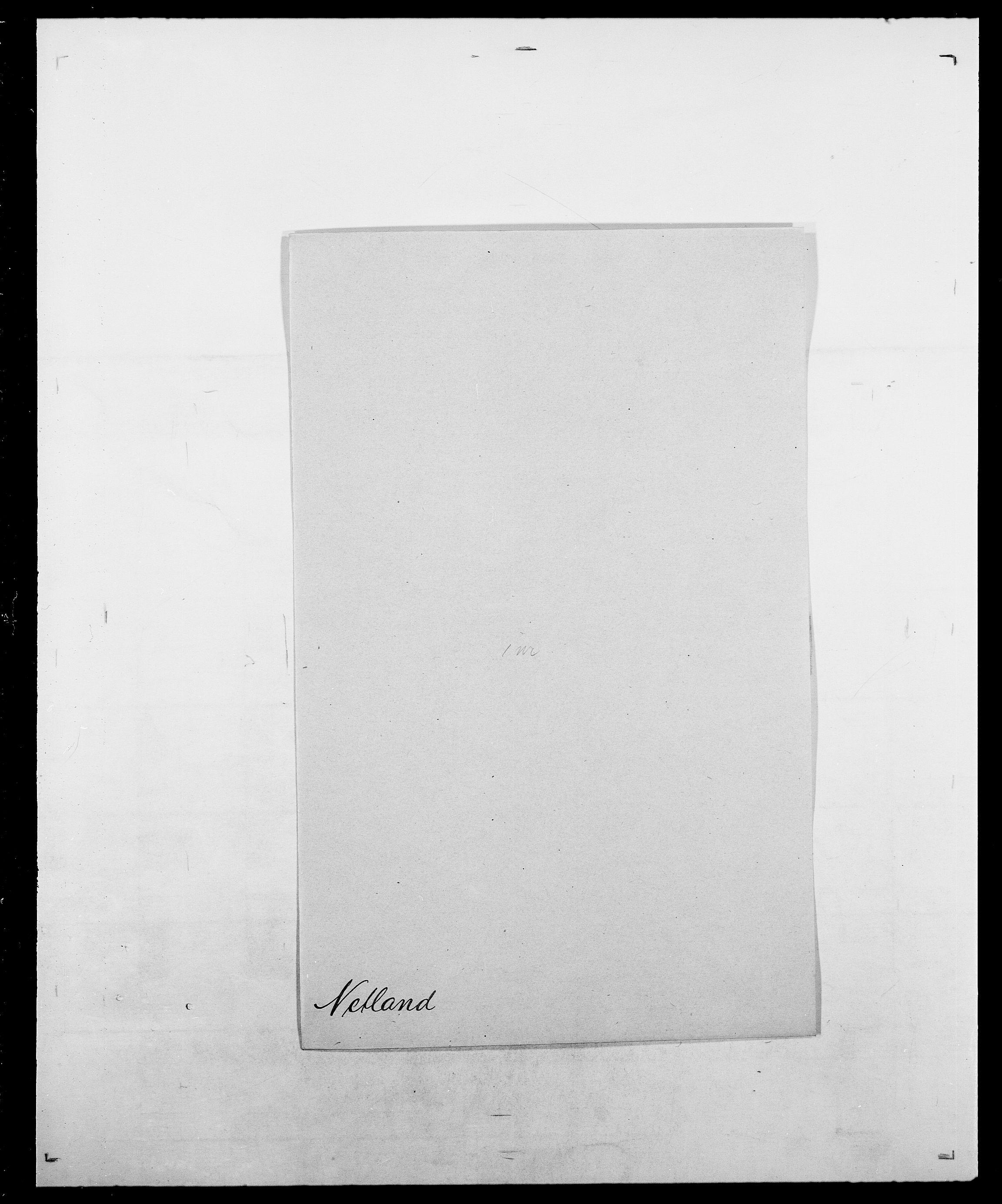 SAO, Delgobe, Charles Antoine - samling, D/Da/L0028: Naaden - Nøvik, s. 125