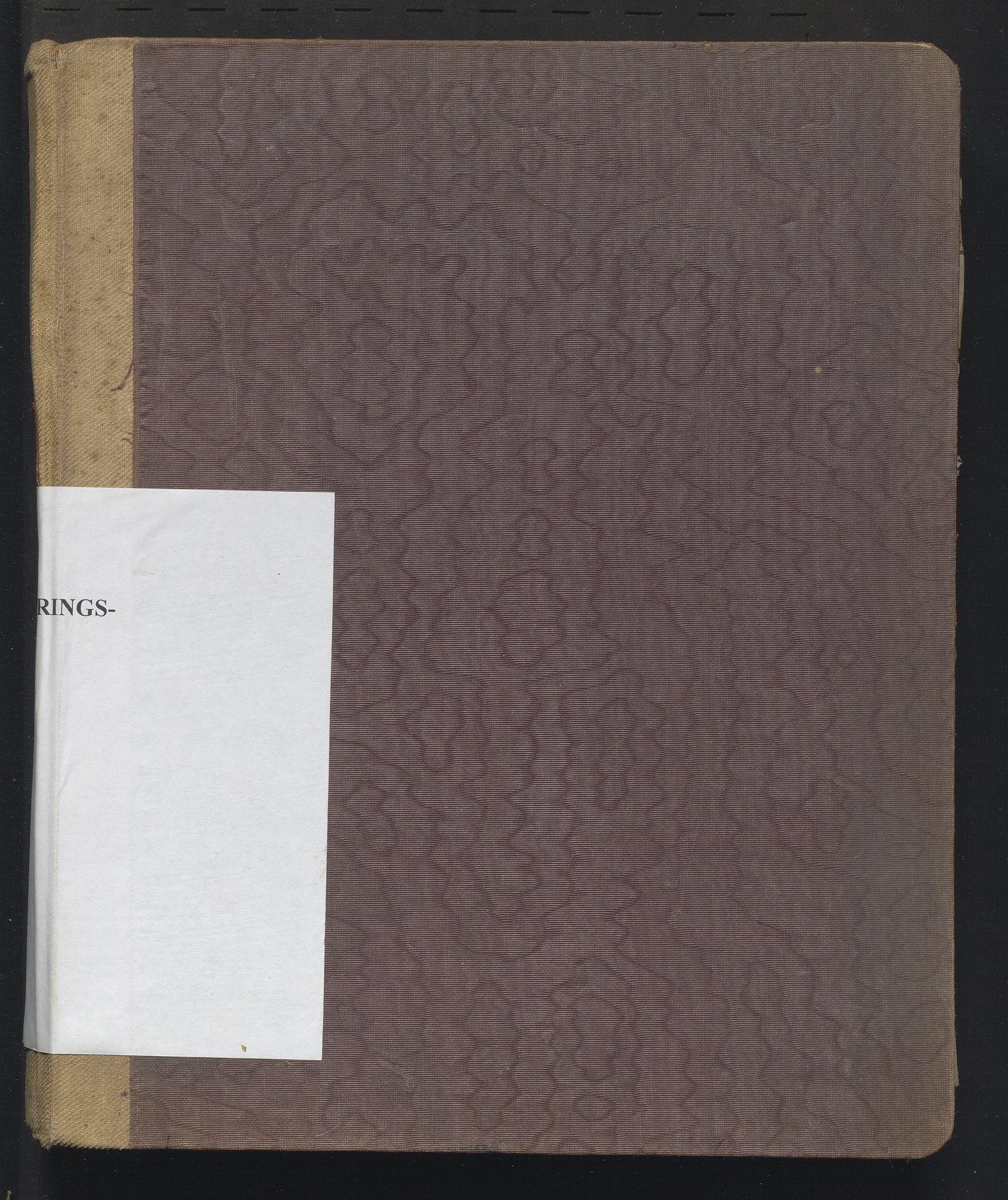 IKAH, Os kommune. Provianteringsrådet, B/Ba/L0001: Kopibok for Os provianteringsråd, 1918-1920
