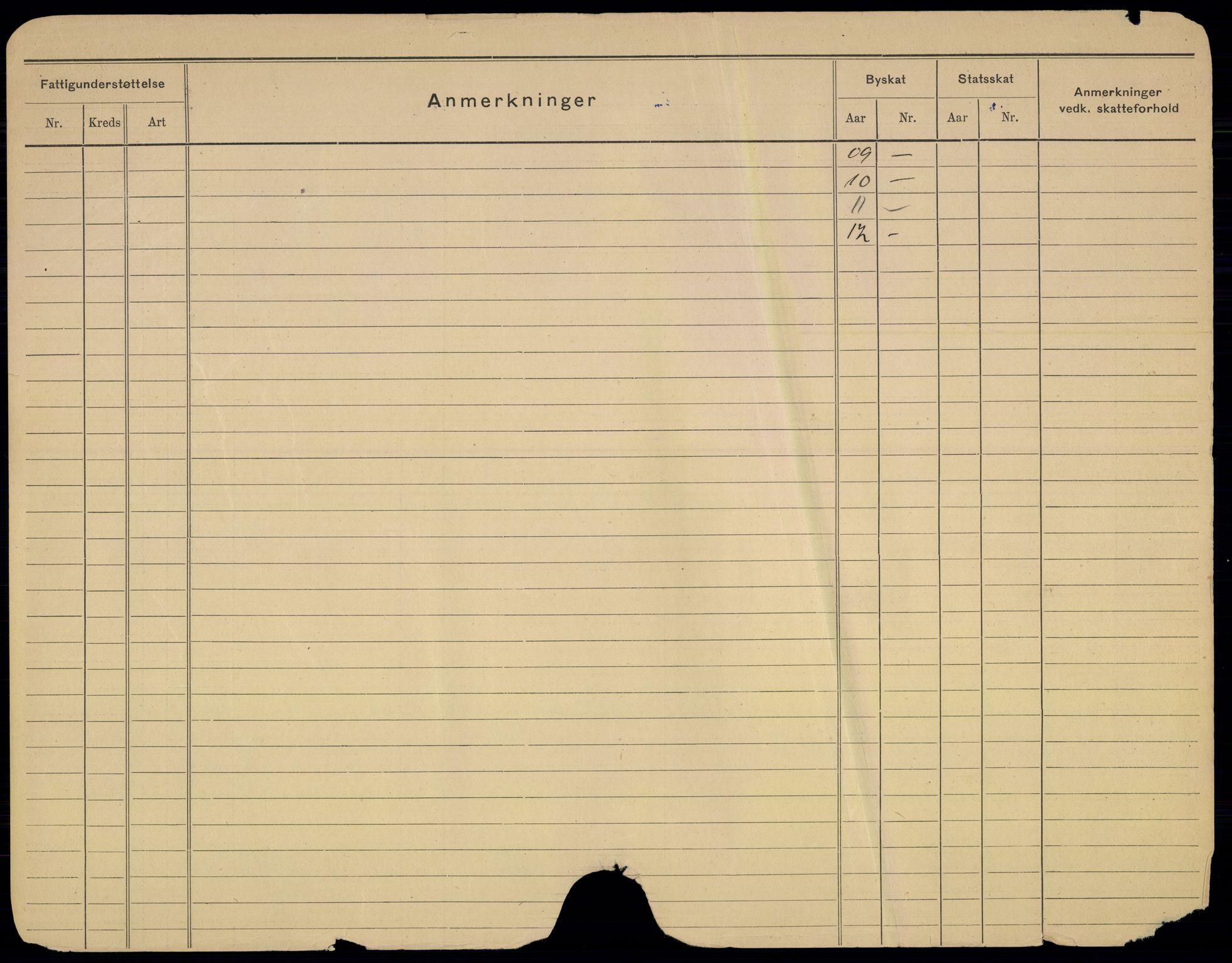 SAO, Oslo folkeregister, Registerkort, G/Gb/L0015: Menn, 1913