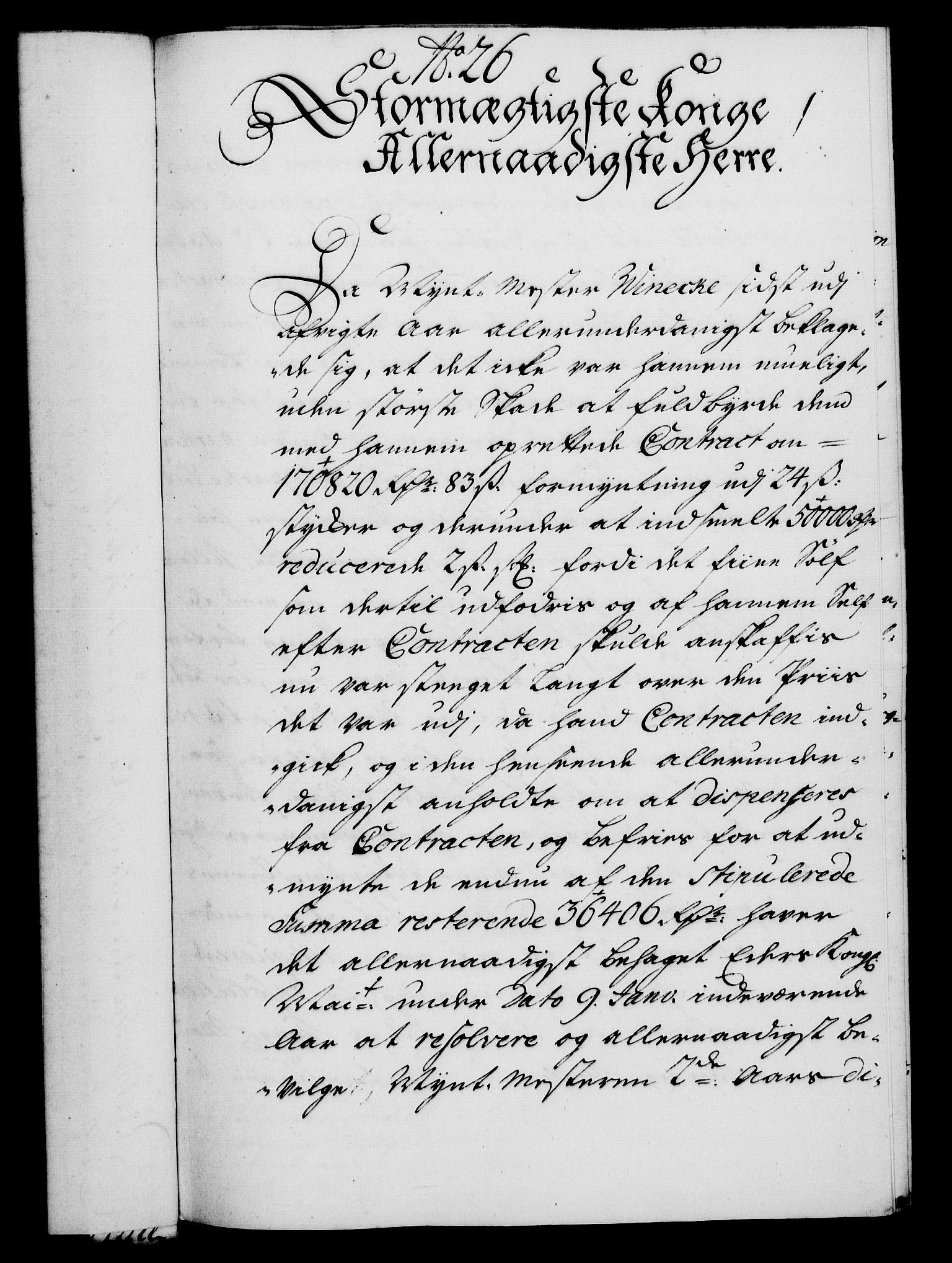 RA, Rentekammeret, Kammerkanselliet, G/Gf/Gfa/L0019: Norsk relasjons- og resolusjonsprotokoll (merket RK 52.19), 1736, s. 182
