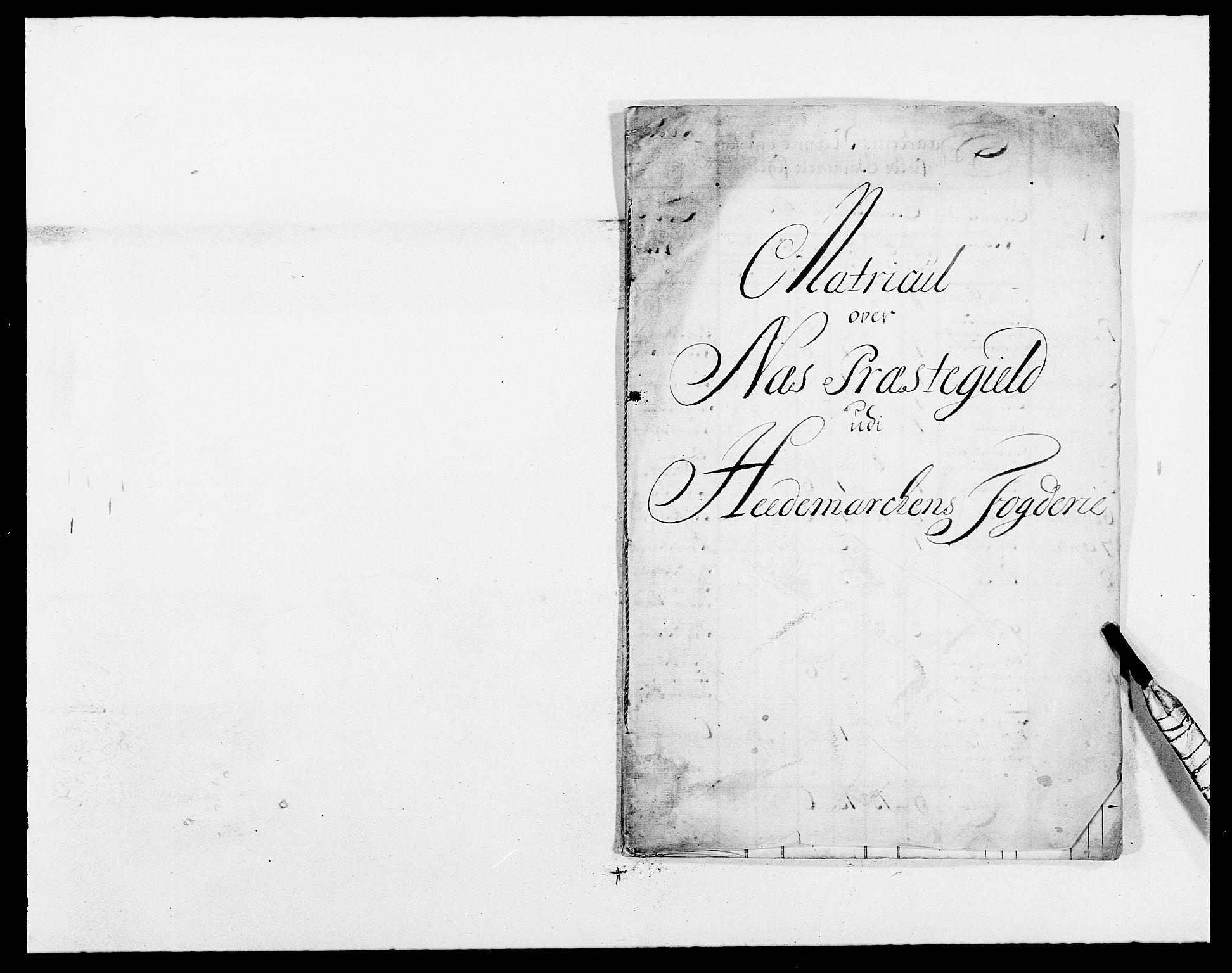 RA, Rentekammeret inntil 1814, Reviderte regnskaper, Fogderegnskap, R16/L1019: Fogderegnskap Hedmark, 1679, s. 85