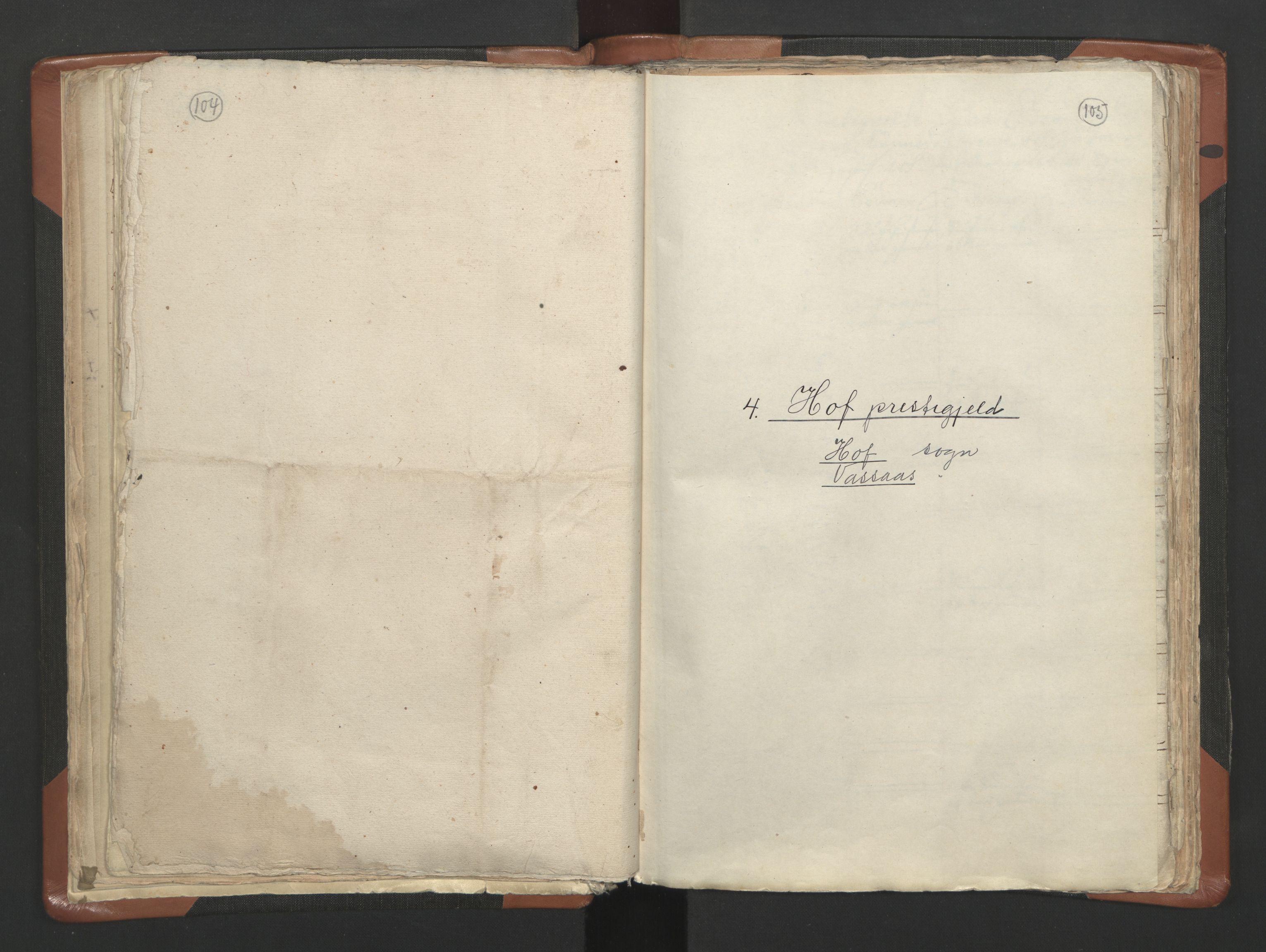 RA, Sogneprestenes manntall 1664-1666, nr. 10: Tønsberg prosti, 1664-1666, s. 104-105
