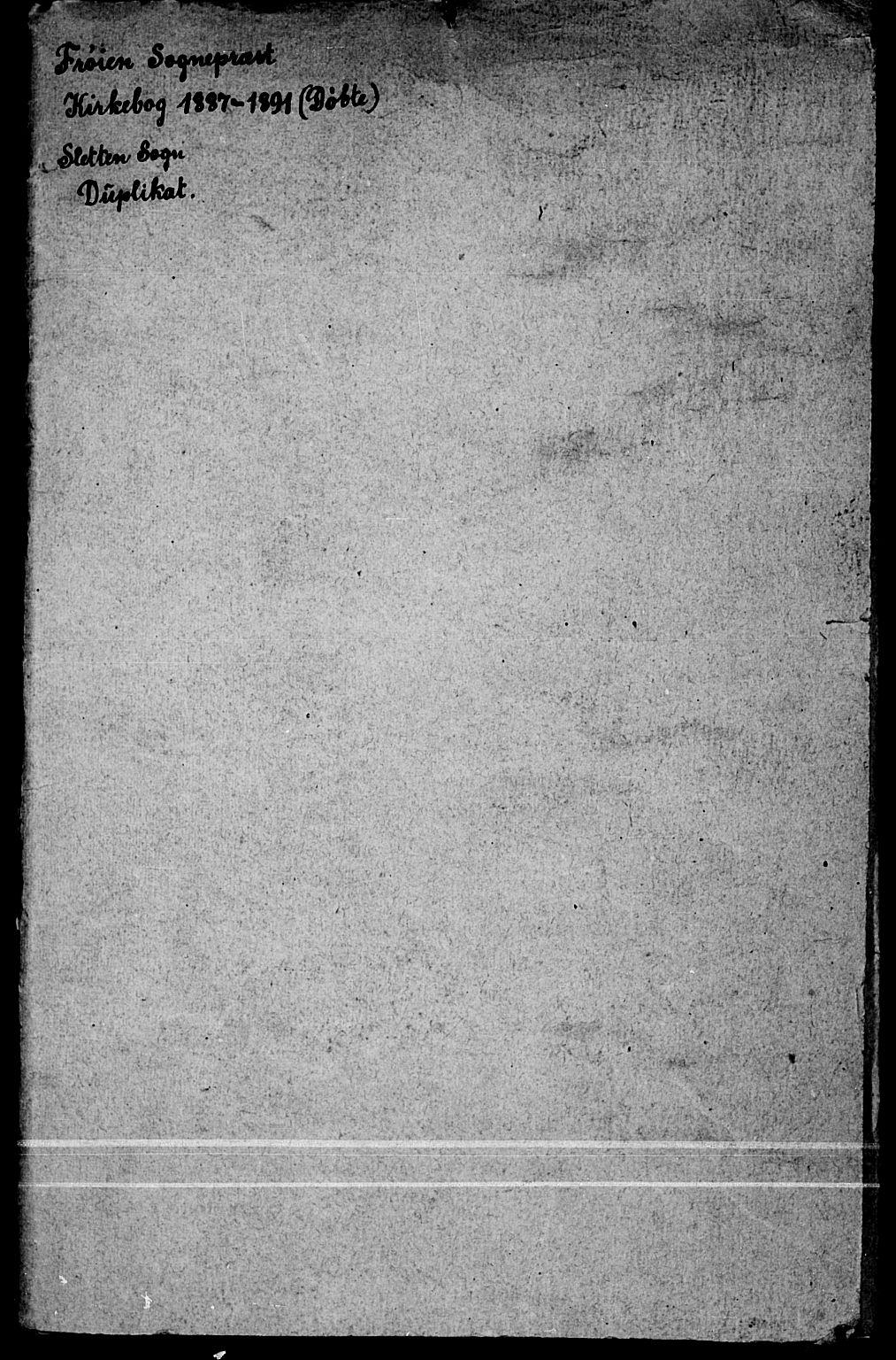 SAT, Ministerialprotokoller, klokkerbøker og fødselsregistre - Sør-Trøndelag, 640/L0587: Klokkerbok nr. 640C04, 1887-1891