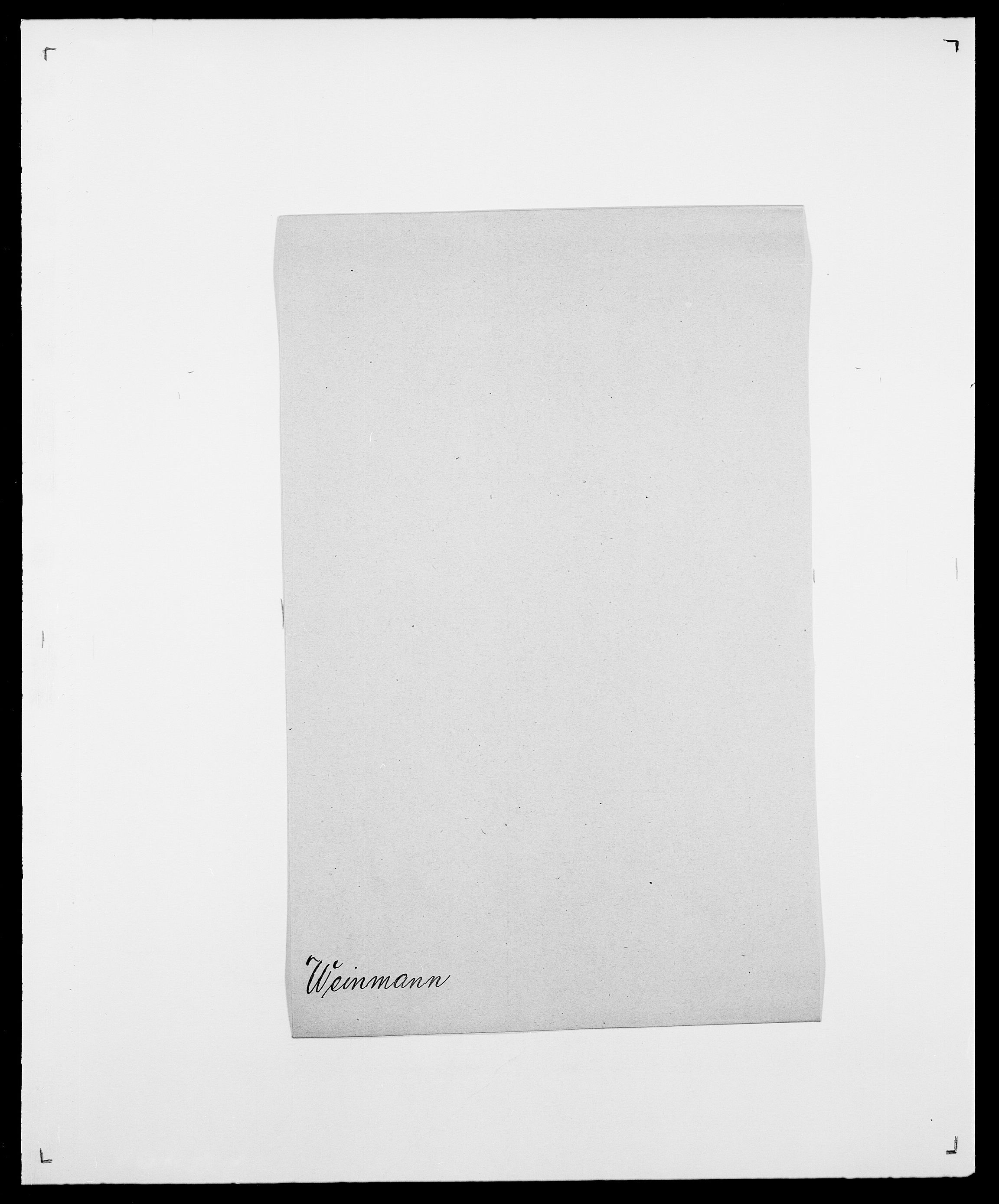 SAO, Delgobe, Charles Antoine - samling, D/Da/L0040: Usgaard - Velund, s. 592