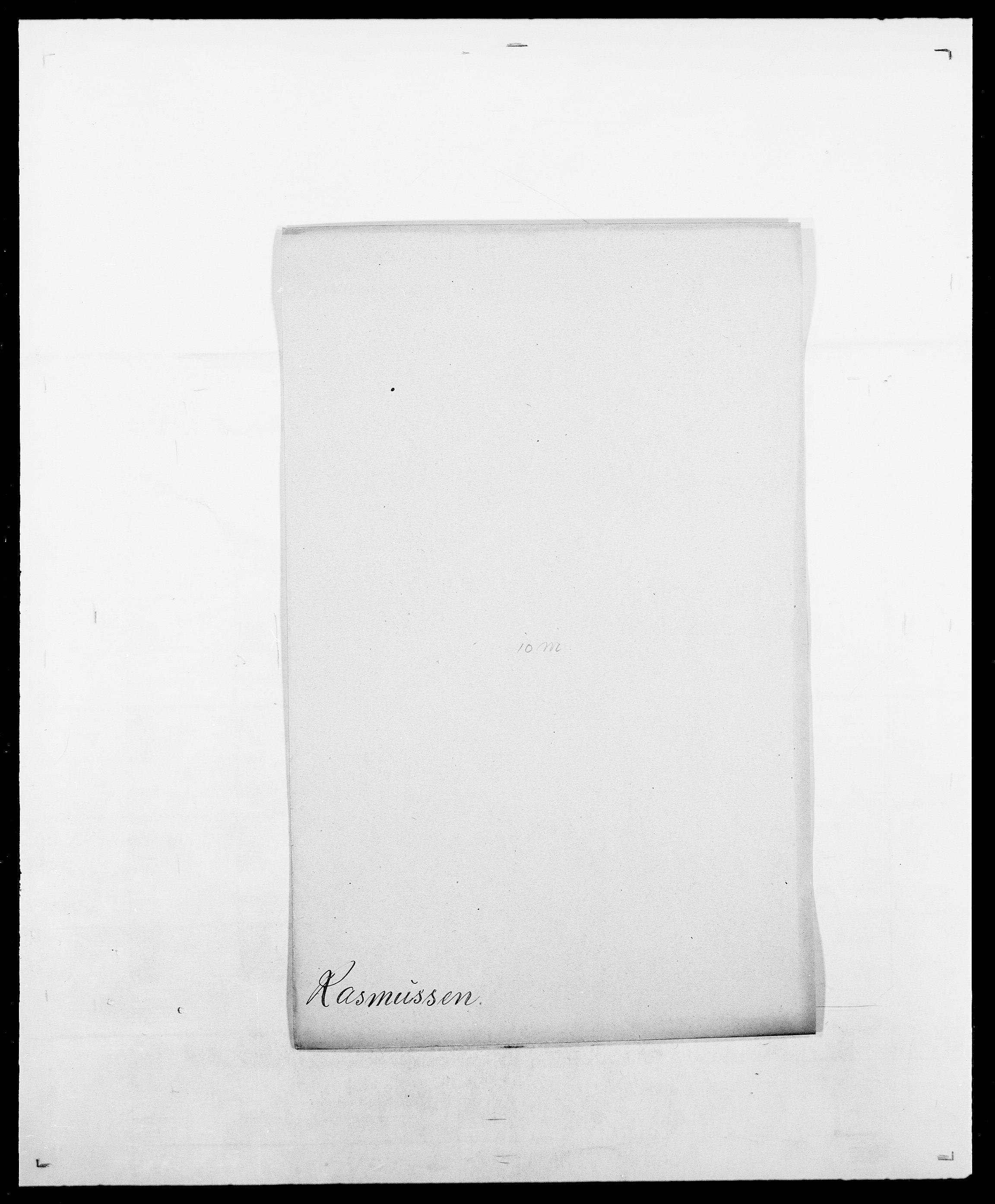 SAO, Delgobe, Charles Antoine - samling, D/Da/L0032: Rabakovsky - Rivertz, s. 173