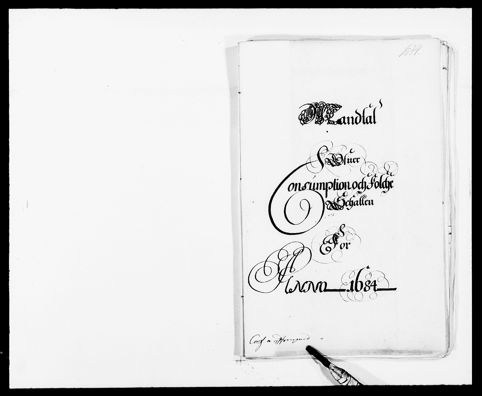 RA, Rentekammeret inntil 1814, Reviderte regnskaper, Fogderegnskap, R32/L1855: Fogderegnskap Jarlsberg grevskap, 1684, s. 120