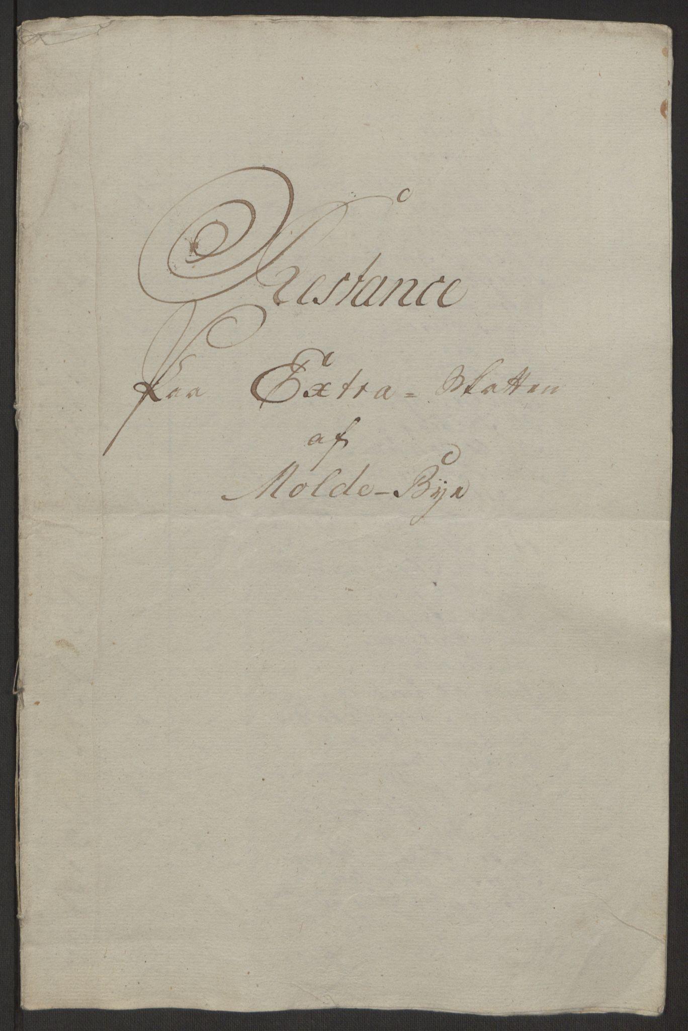 RA, Rentekammeret inntil 1814, Reviderte regnskaper, Byregnskaper, R/Rq/L0487: [Q1] Kontribusjonsregnskap, 1762-1772, s. 222