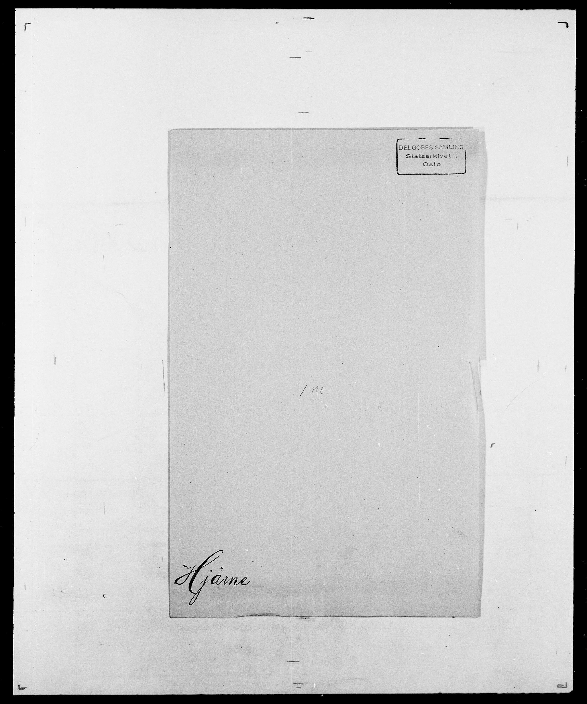 SAO, Delgobe, Charles Antoine - samling, D/Da/L0017: Helander - Hjørne, s. 648