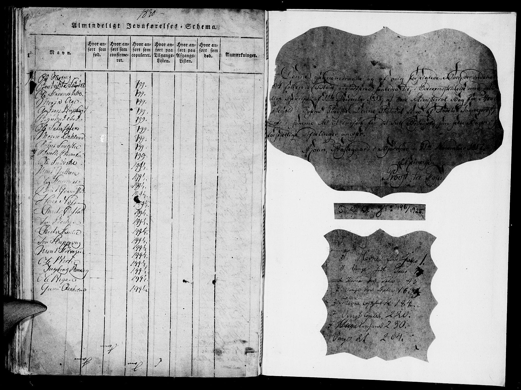 SAT, Ministerialprotokoller, klokkerbøker og fødselsregistre - Sør-Trøndelag, 630/L0491: Ministerialbok nr. 630A04, 1818-1830, s. 365