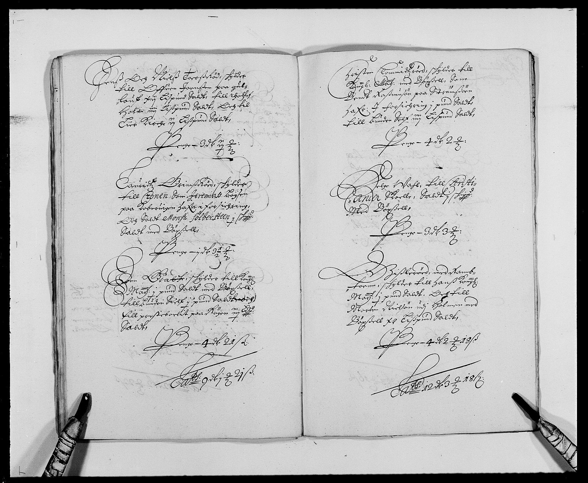 RA, Rentekammeret inntil 1814, Reviderte regnskaper, Fogderegnskap, R29/L1691: Fogderegnskap Hurum og Røyken, 1678-1681, s. 166