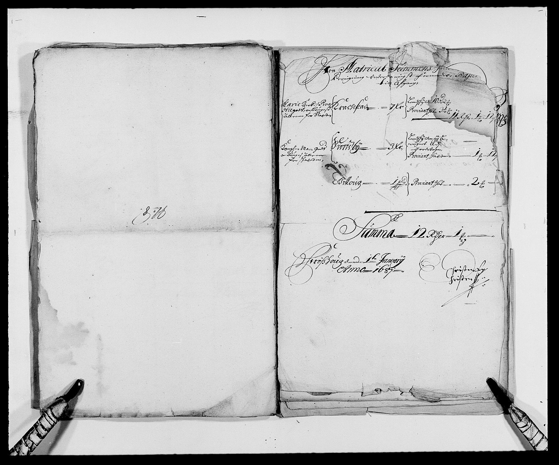 RA, Rentekammeret inntil 1814, Reviderte regnskaper, Fogderegnskap, R21/L1444: Fogderegnskap Ringerike og Hallingdal, 1680-1681, s. 141