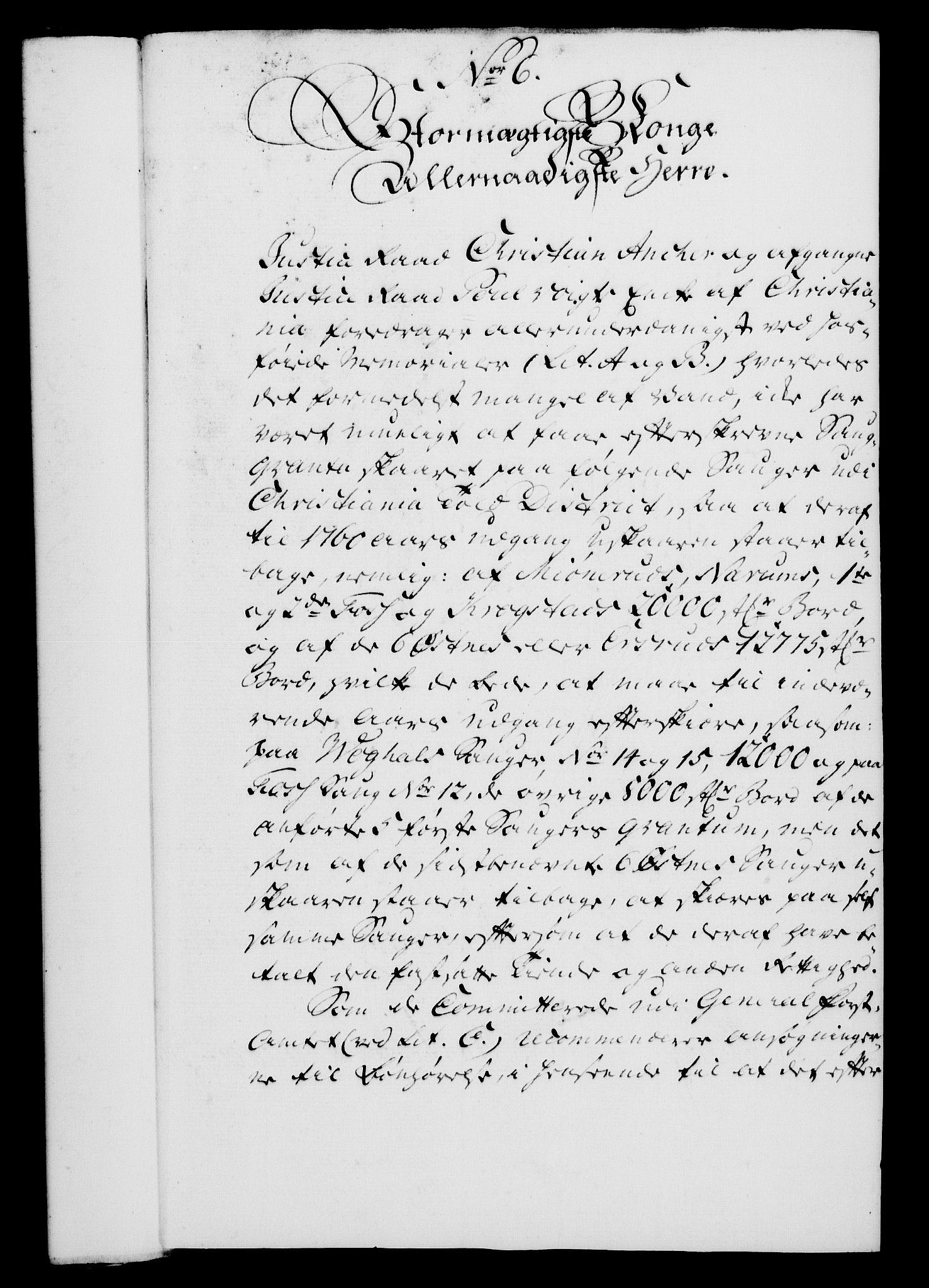 RA, Rentekammeret, Kammerkanselliet, G/Gf/Gfa/L0044: Norsk relasjons- og resolusjonsprotokoll (merket RK 52.44), 1762, s. 47