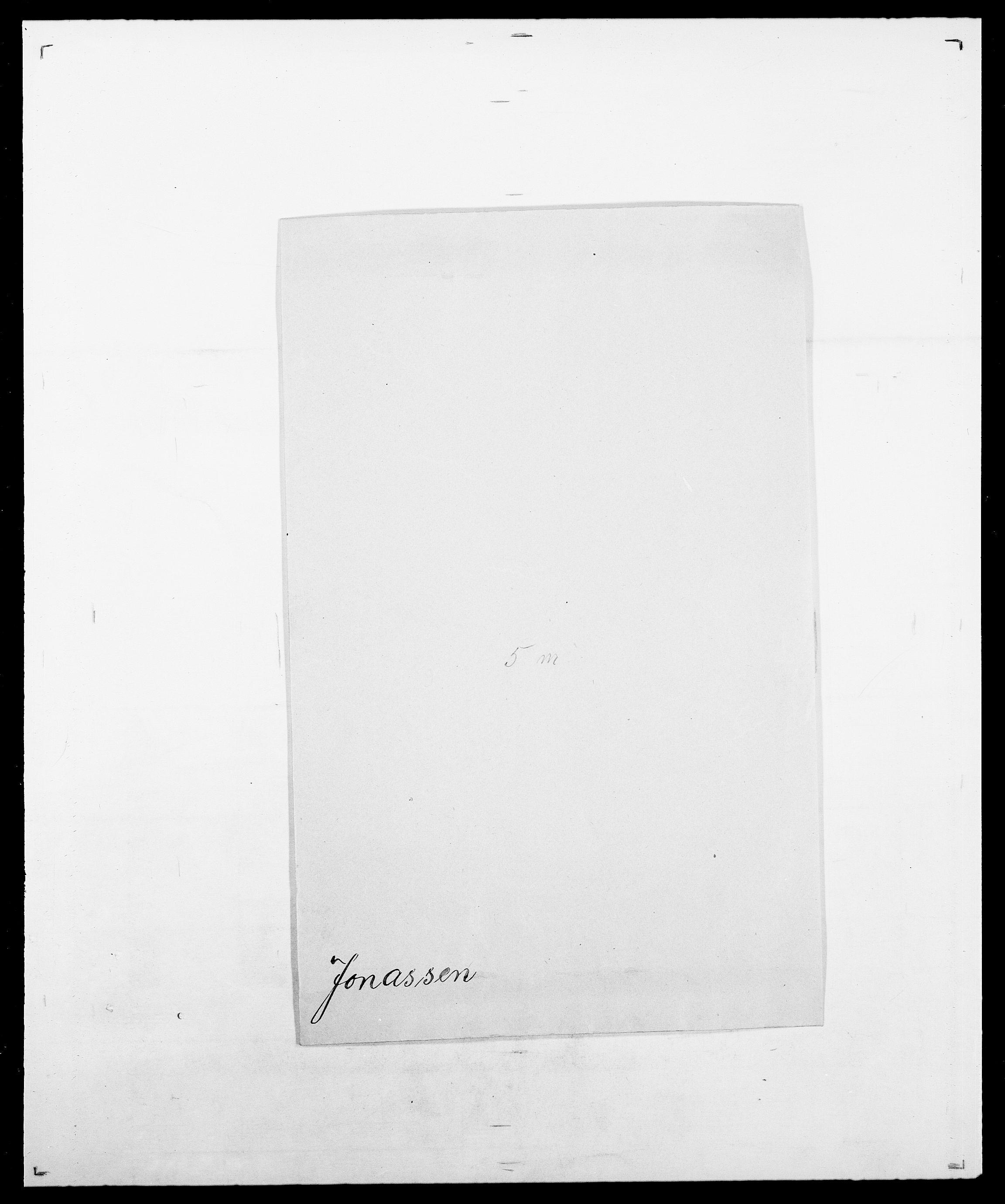 SAO, Delgobe, Charles Antoine - samling, D/Da/L0019: van der Hude - Joys, s. 876